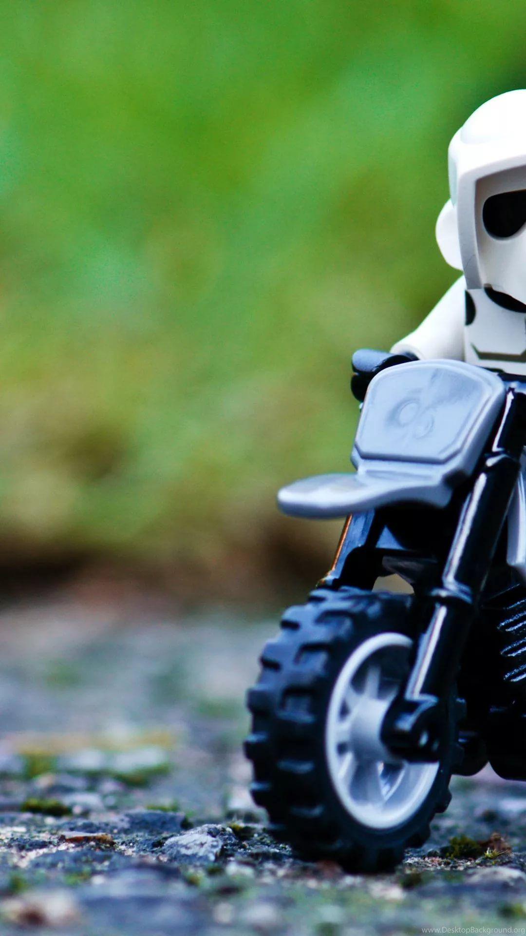 Lego Star Wars phone background