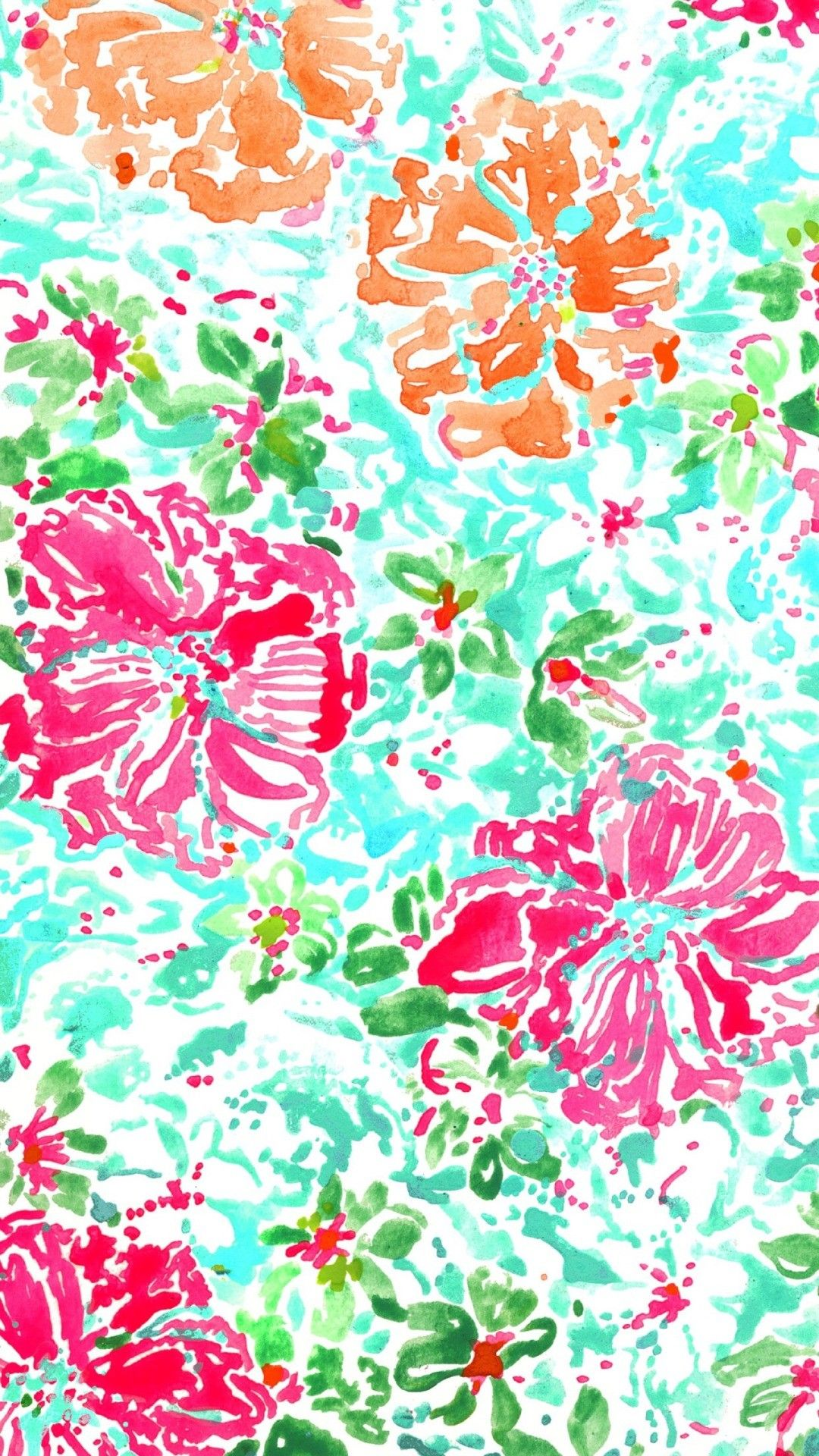 21 Lilly Pulitzer Iphone Wallpapers Wallpaperboat