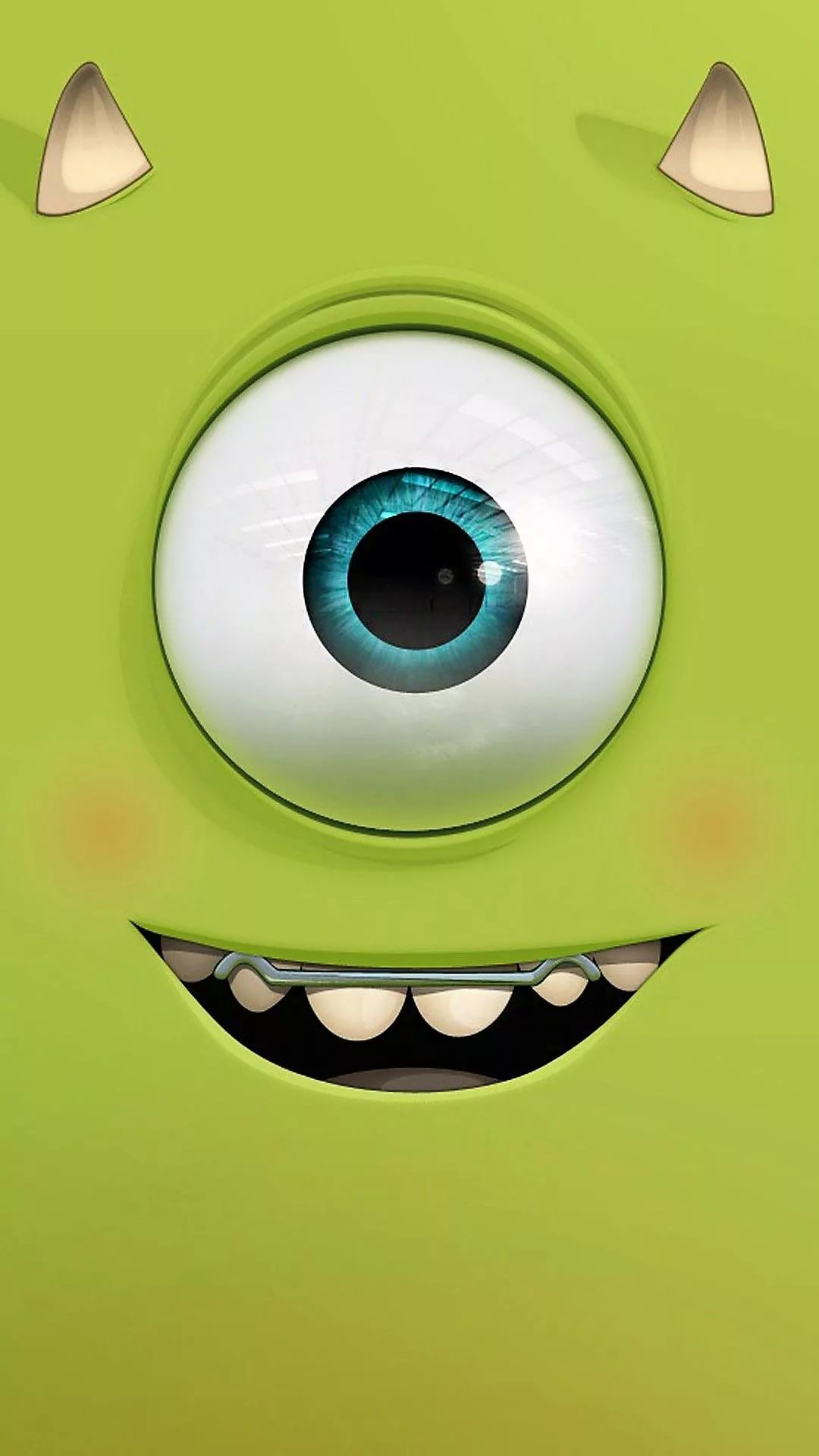 Monster Background wallpaper for iPhone