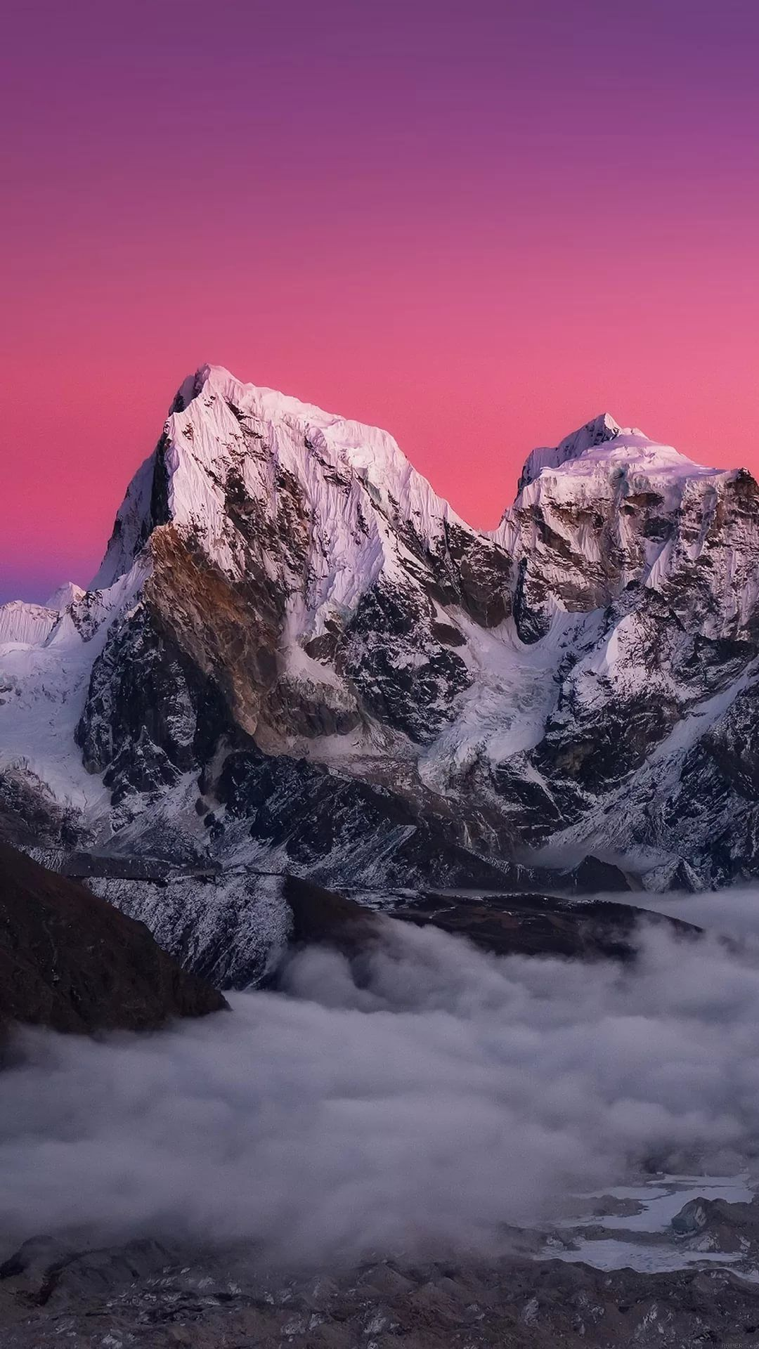 Mountain Wallpaper for iPhone