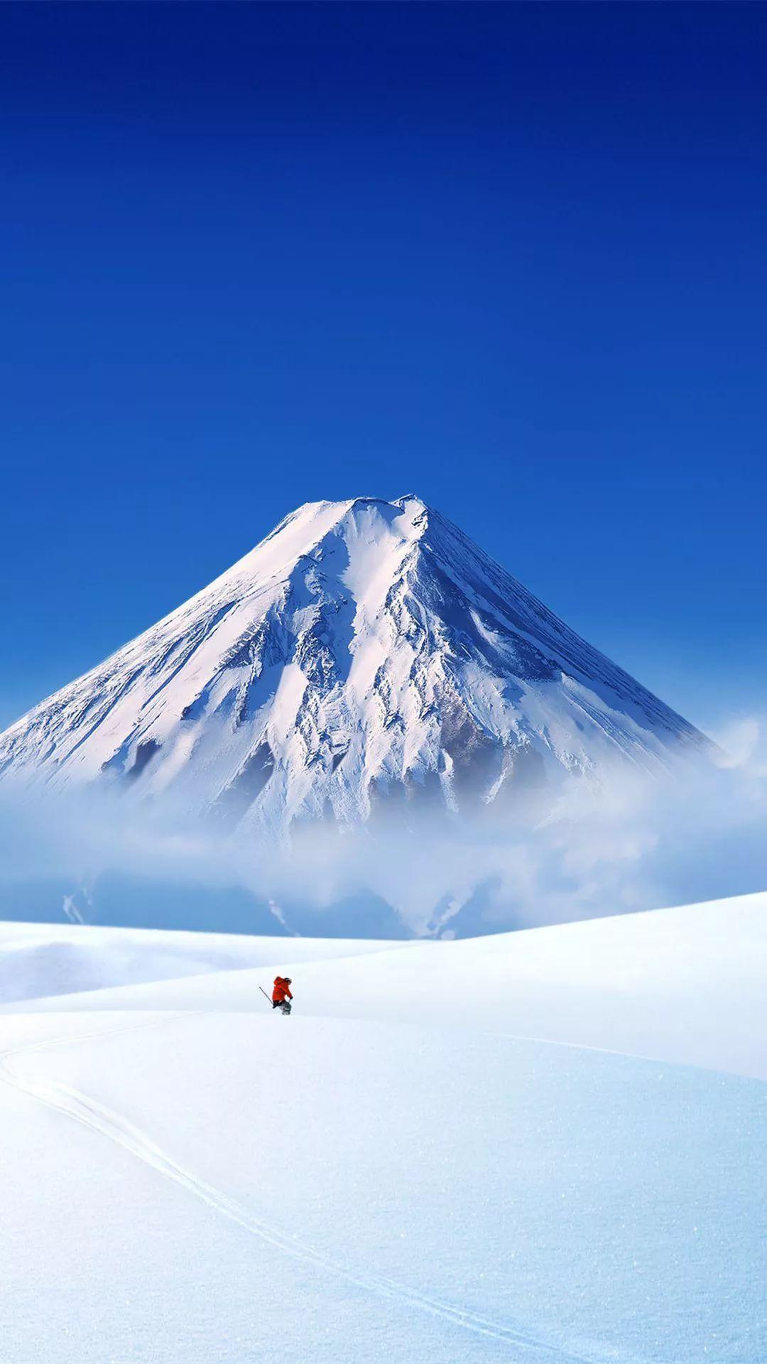 Mountain Wallpaper iPhone