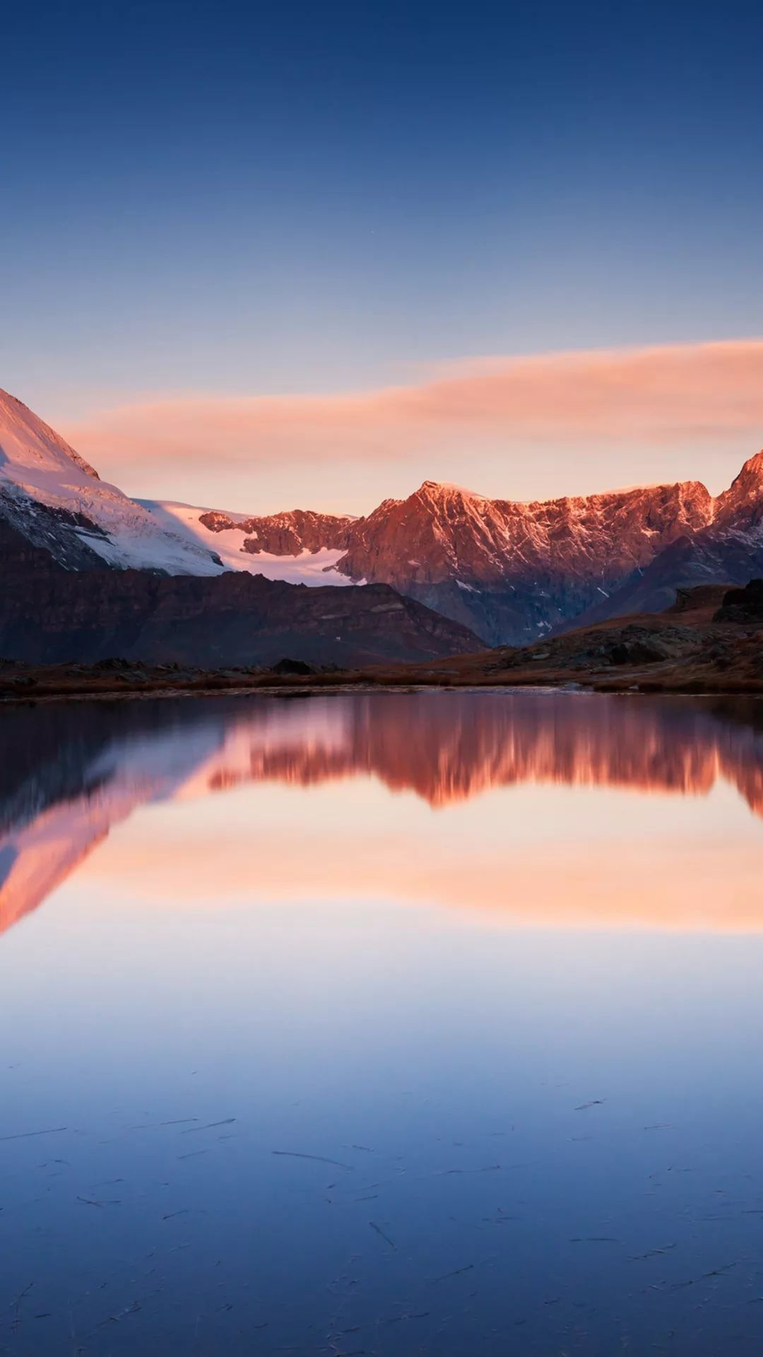 Mountain Wallpaper iPhone 5