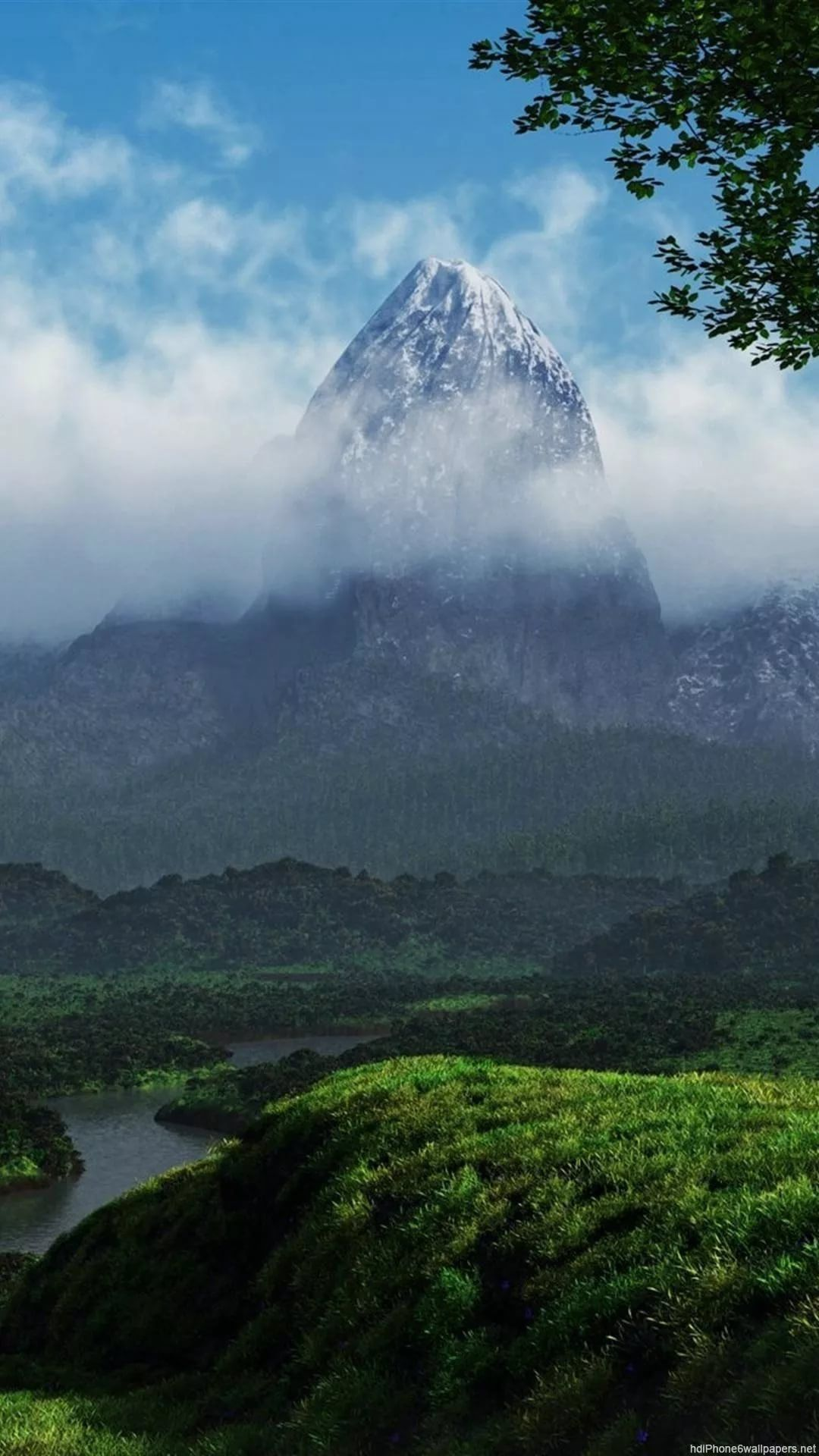 Nature Hd wallpaper for iPhone