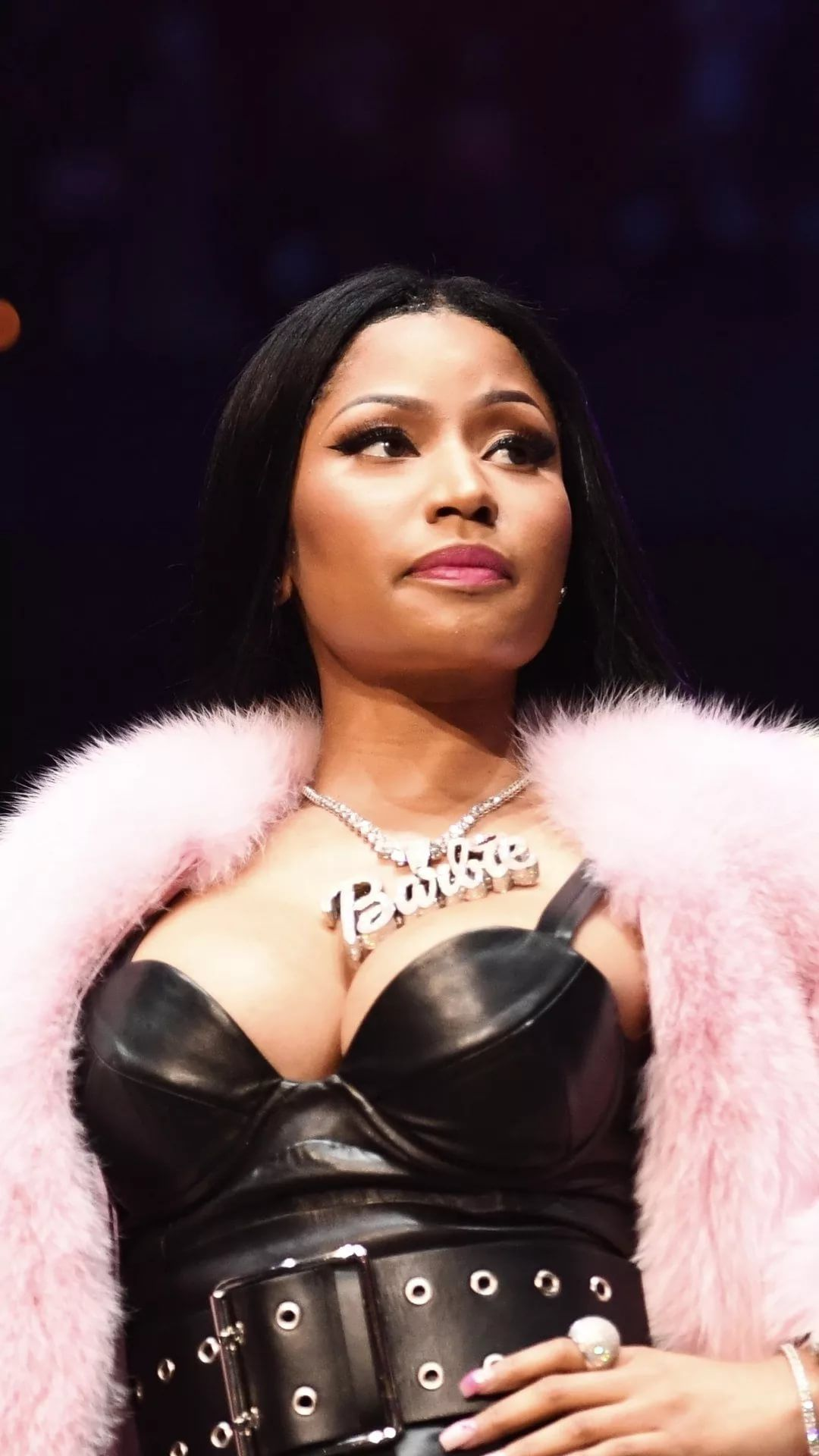 Nicki Minaj Anaconda wallpaper for iPhone