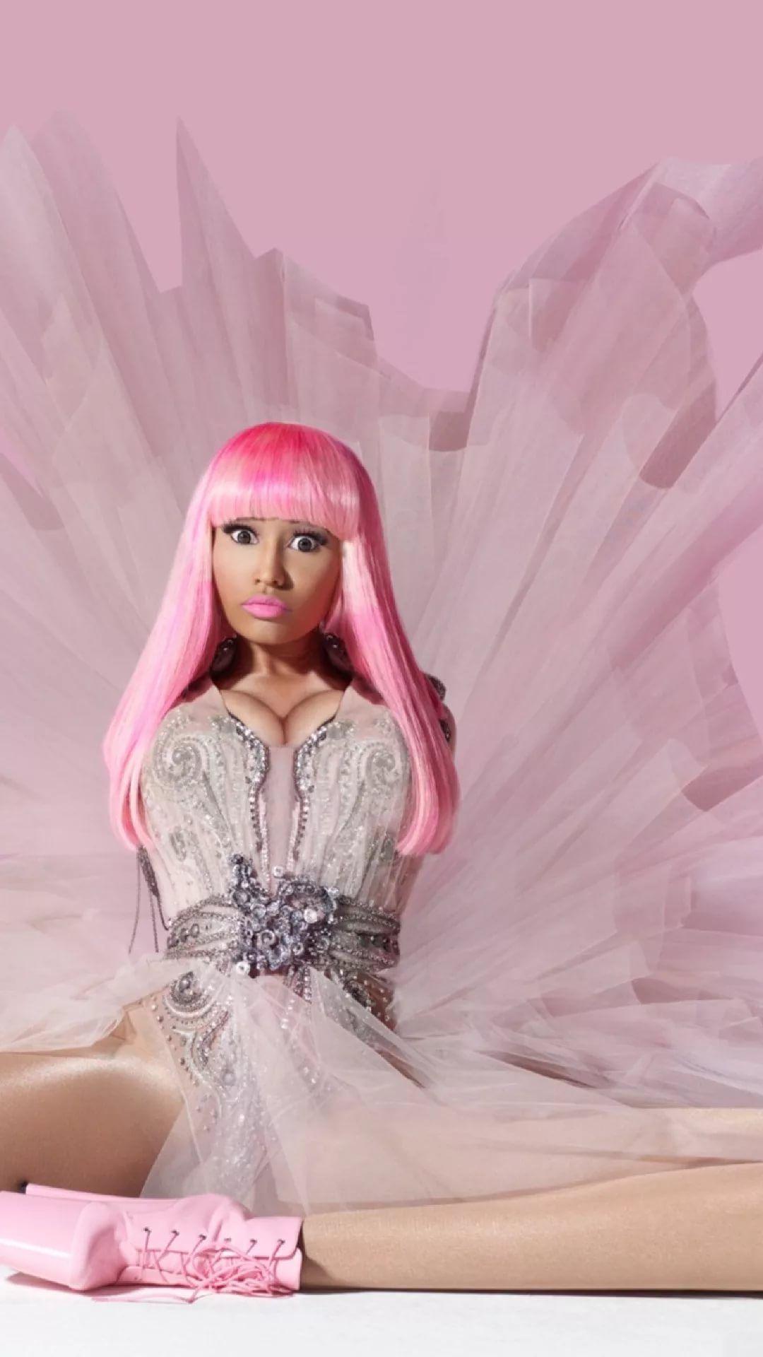 Nicki Minaj Anaconda phone wallpaper