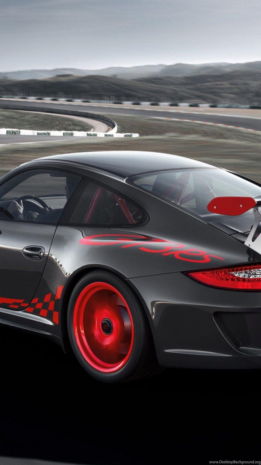 Porsche Gt3 Rs iPhone hd wallpaper