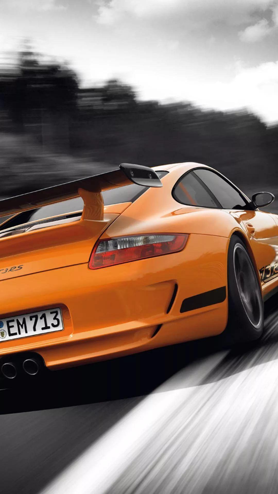 Porsche Gt3 Rs iPhone 7 wallpaper