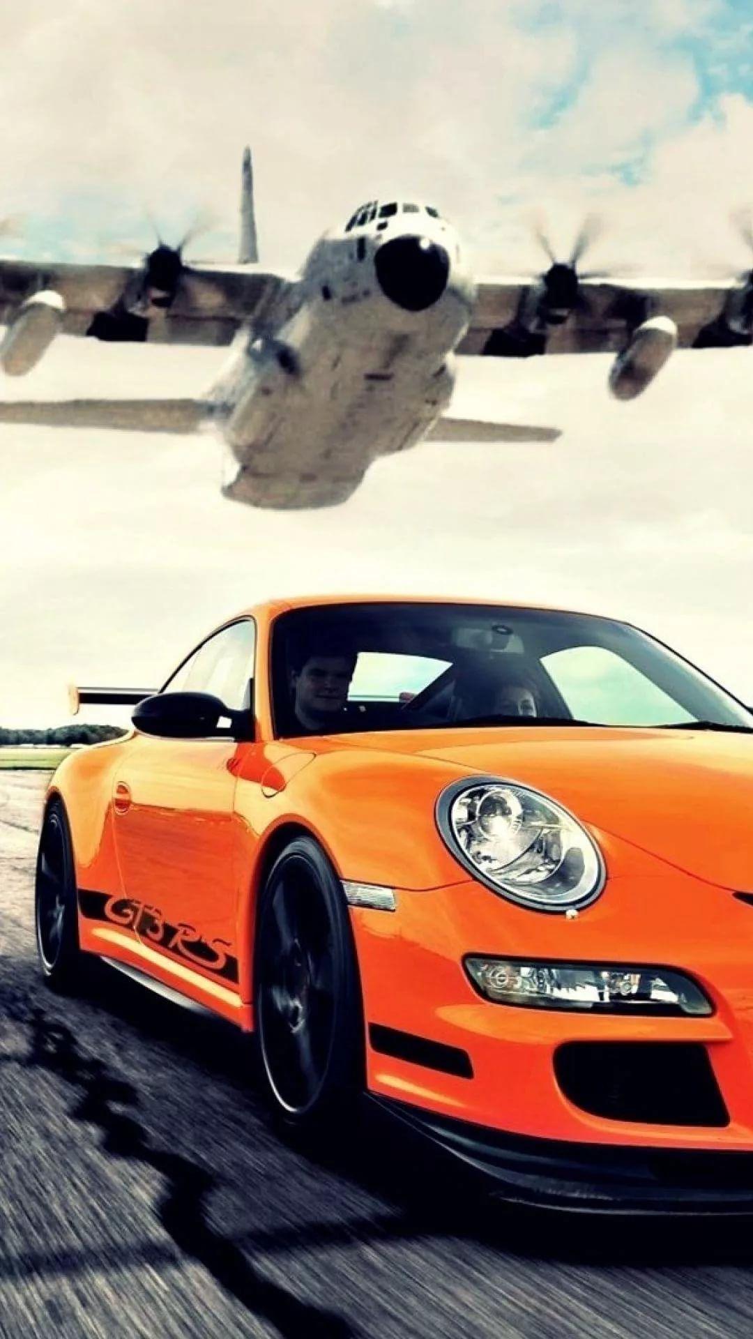 Porsche Gt3 Rs iPhone 6 wallpaper