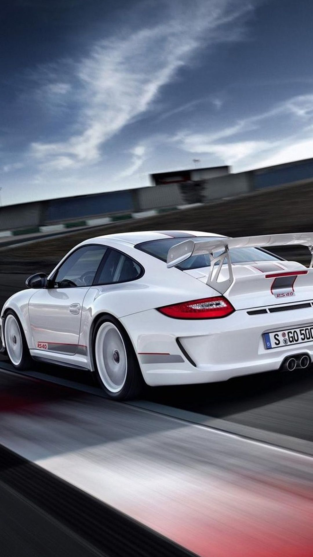 Porsche Gt3 Rs wallpaper for android