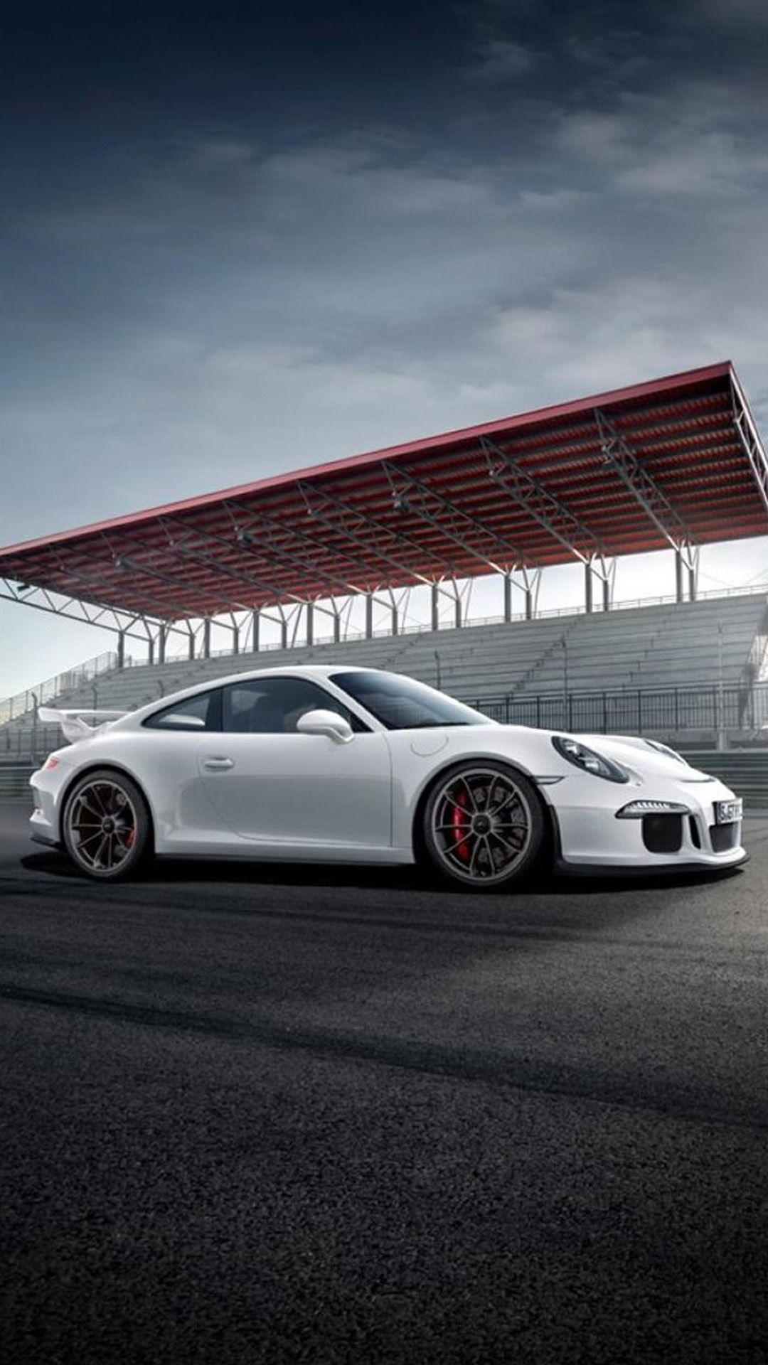 Porsche Gt3 Rs wallpaper for iPhone