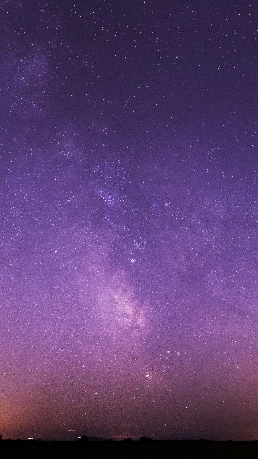 21 Purple iPhone Wallpapers - WallpaperBoat