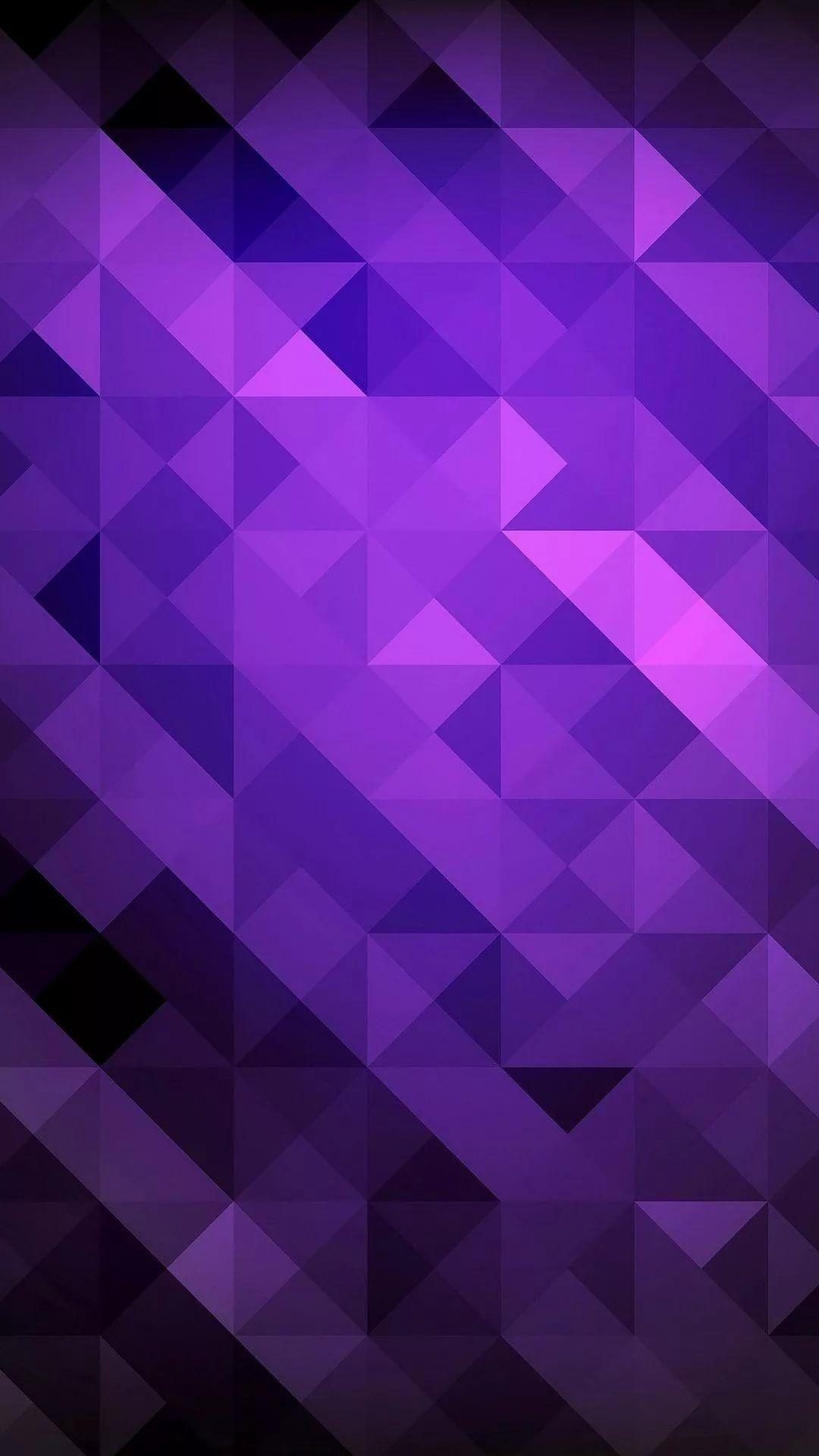 Purple iPhone 5 wallpaper