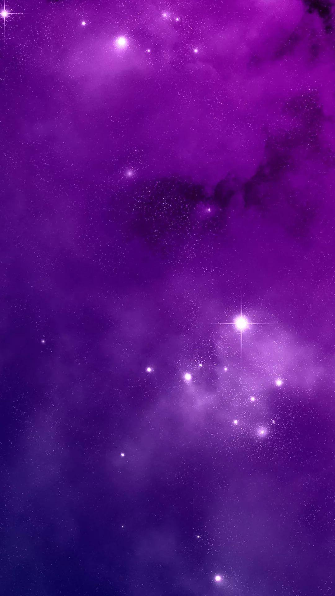 Purple phone background