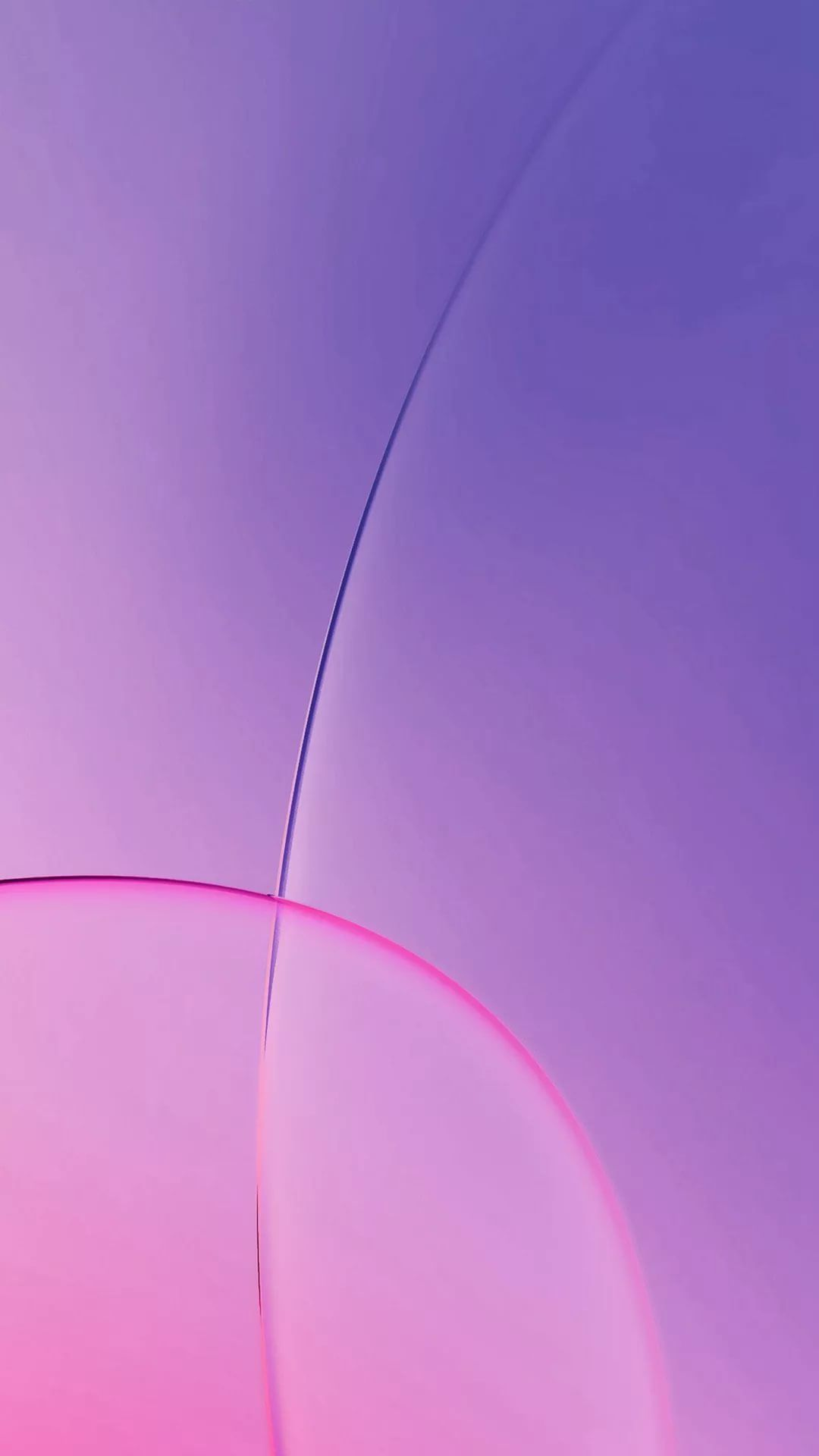 Purple wallpaper for iPhone