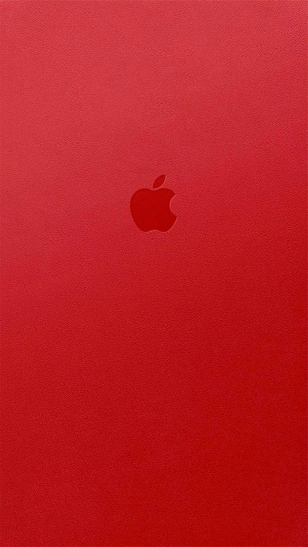 Red Hd wallpaper for iPhone