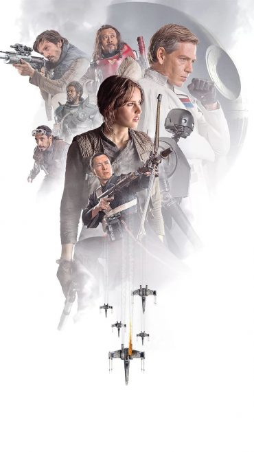 Rogue One iPhone 5 wallpaper
