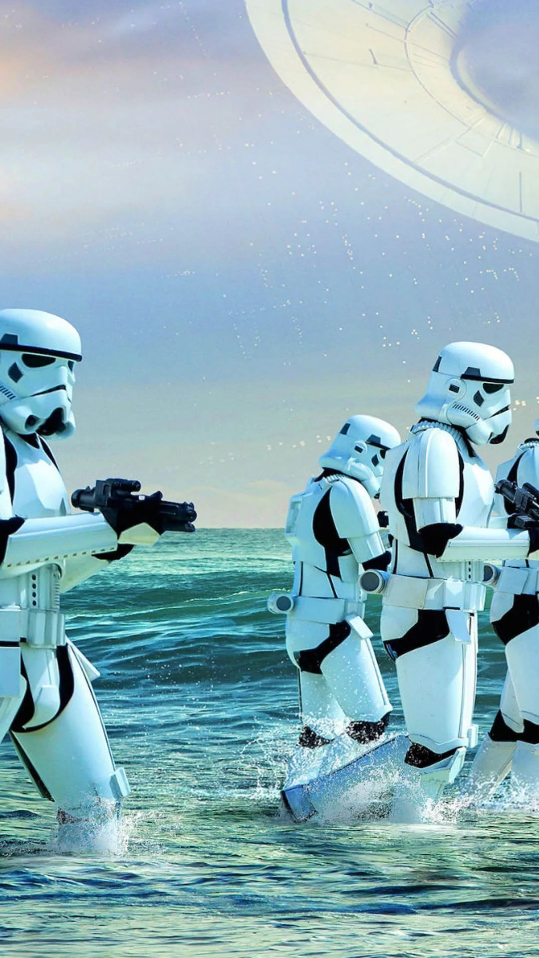 Rogue One iPhone 7 wallpaper