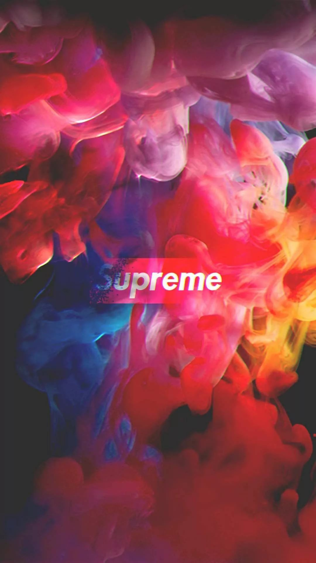 Supreme wallpaper for iPhone