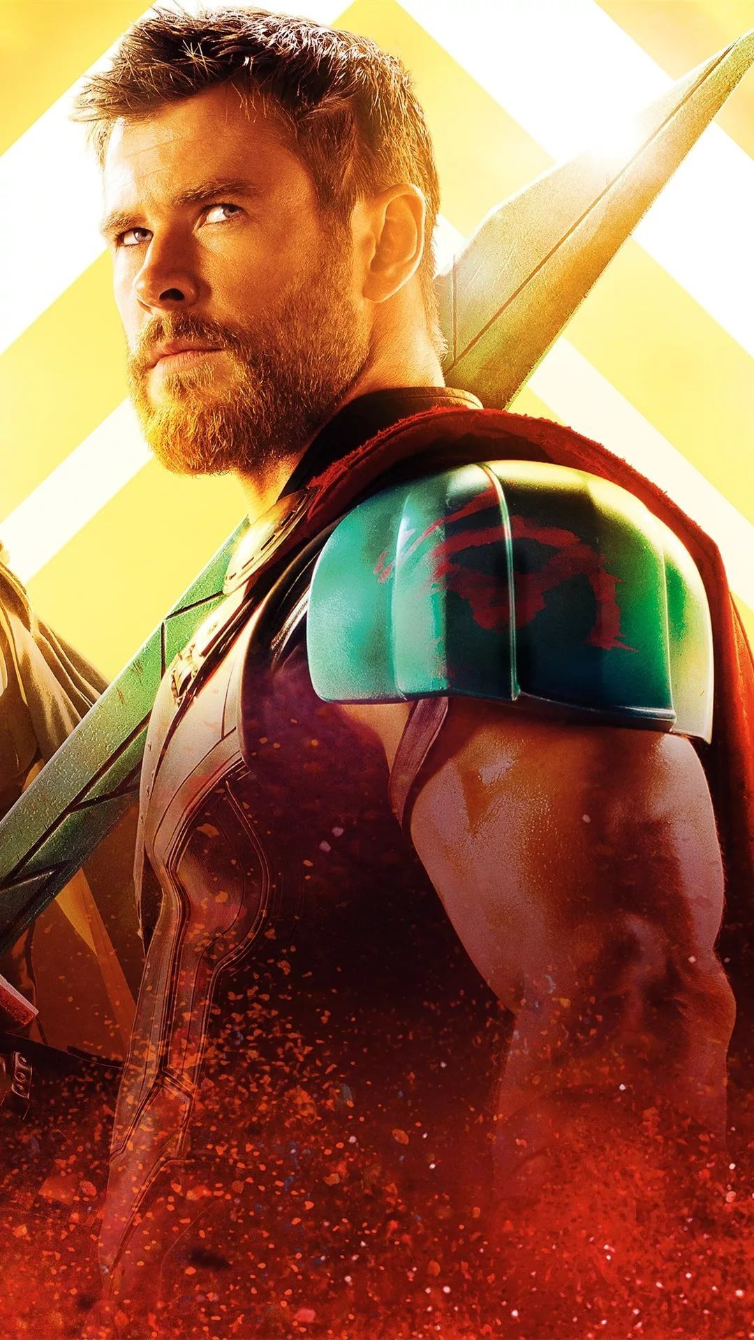 Thor iPhone hd wallpaper