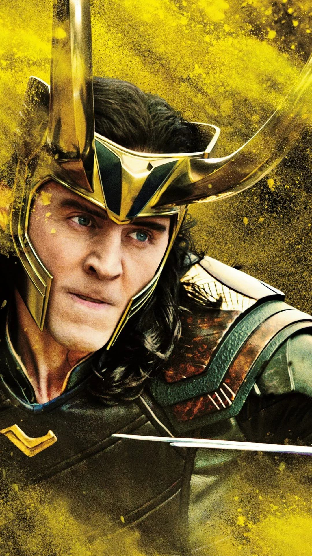 Loki iPhone hd wallpaper
