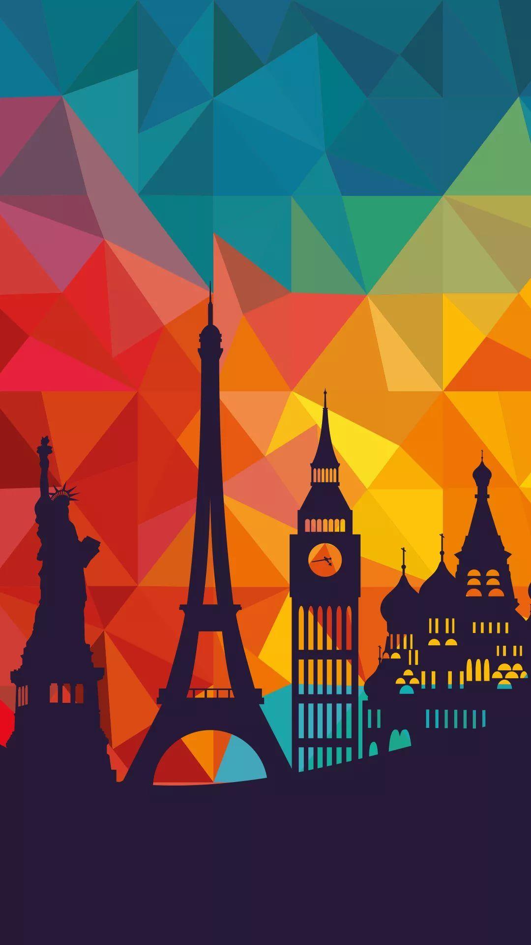 Travel iPhone wallpaper