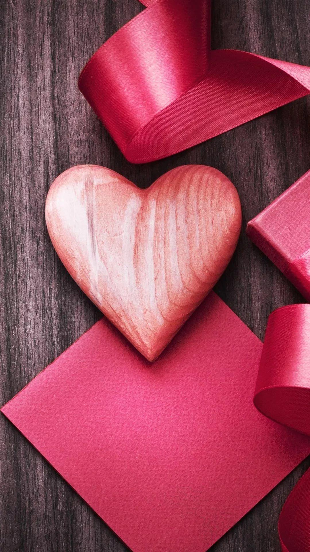 Valentine's Day iPhone 7 wallpaper