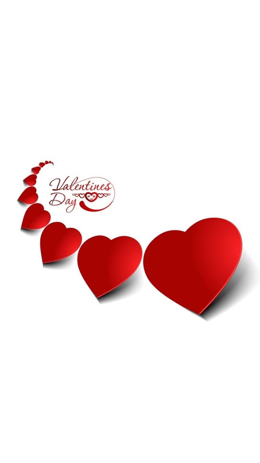 Valentine's Day iPhone 5 wallpaper