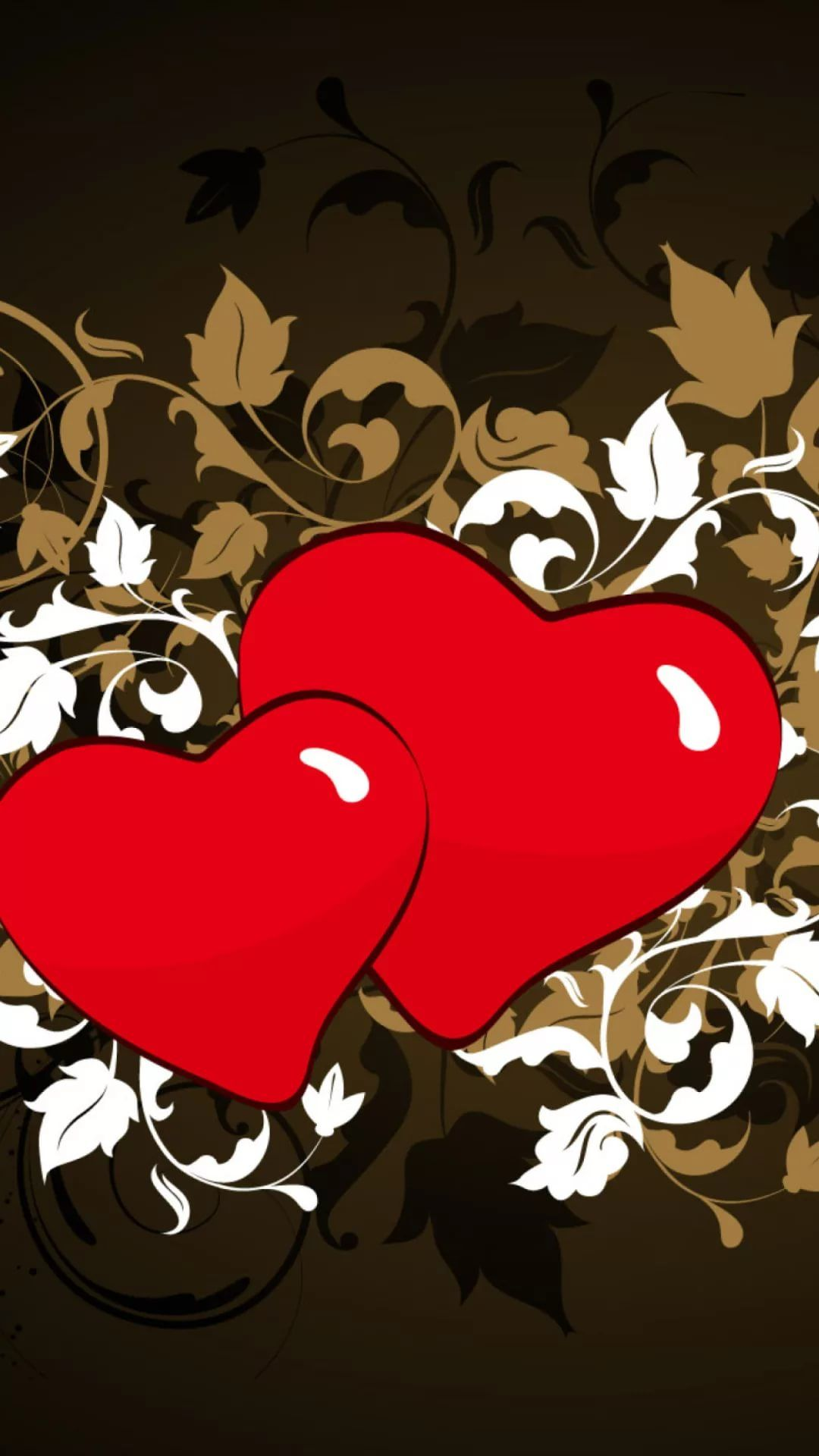 Valentine's Day phone wallpaper