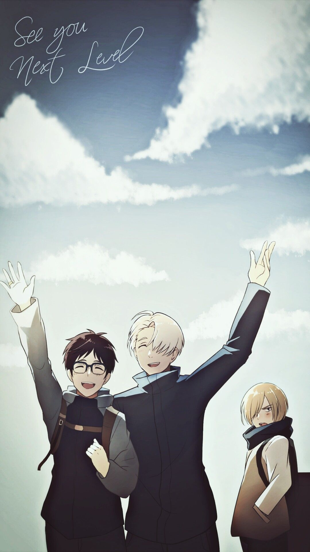 Yuri On Ice wallpaper for android