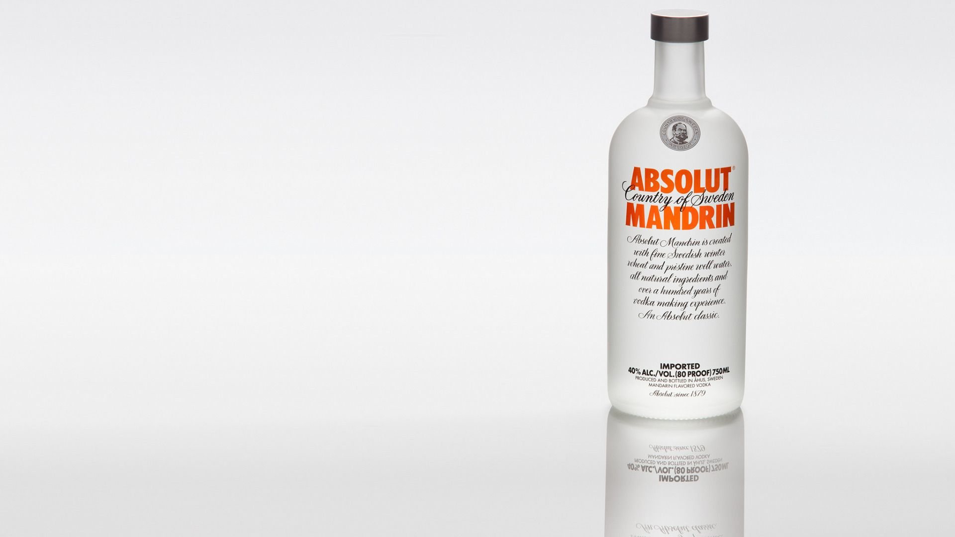 Absolut Vodka Mandrin, Absolut Mandrin