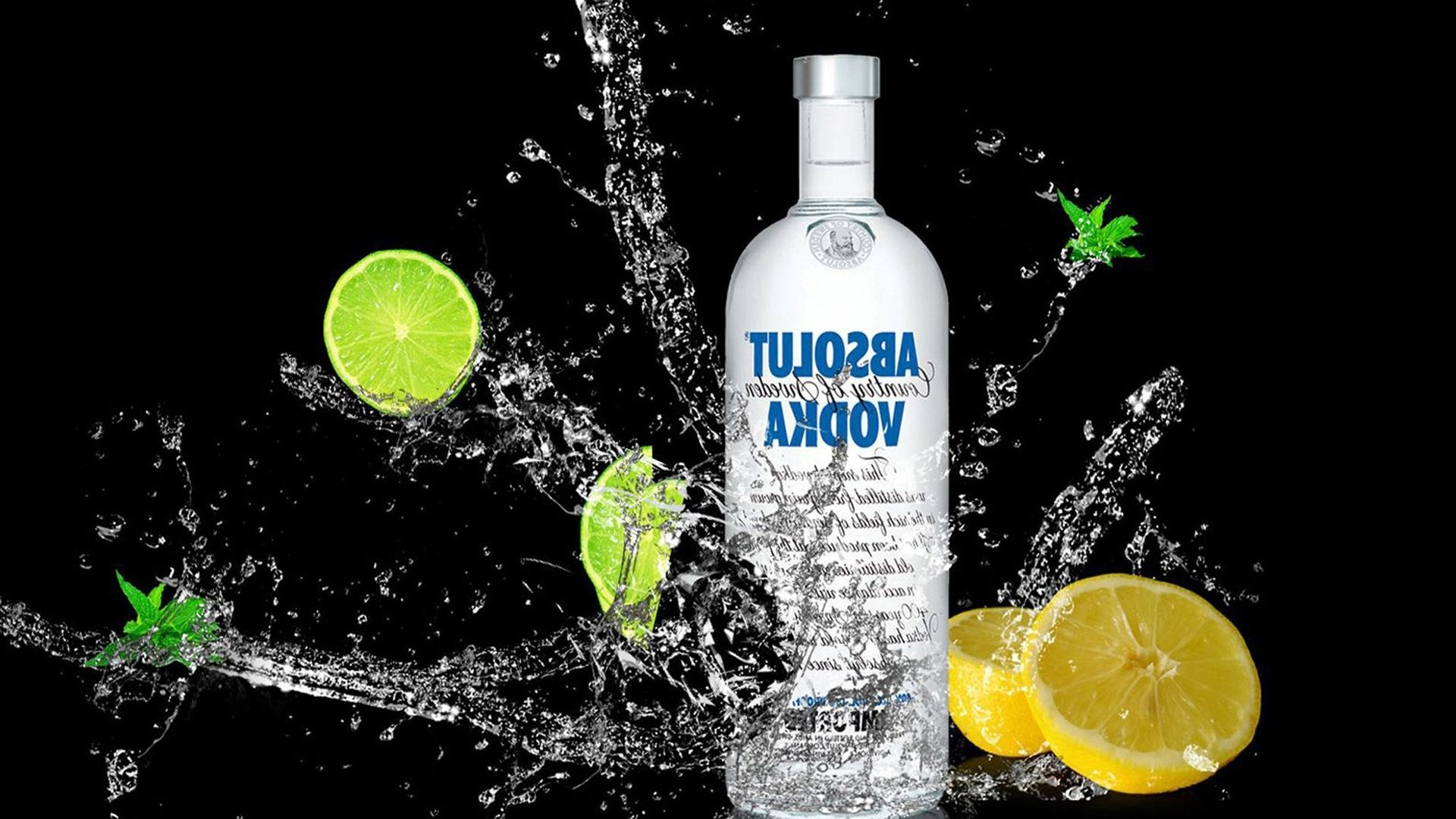 Absolut Vodka Pictures, Lime