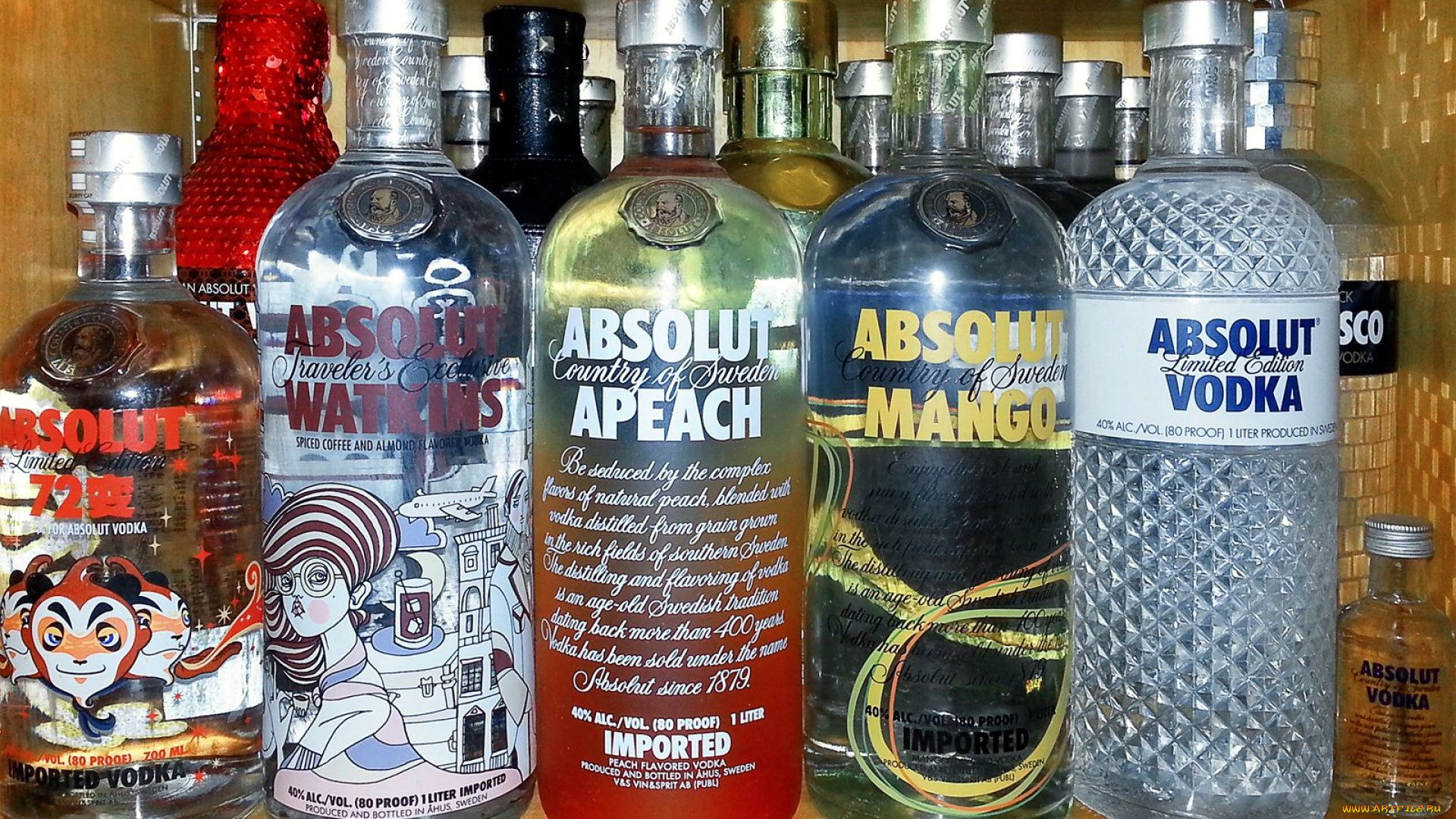 Absolut Vodka Pictures, Photo