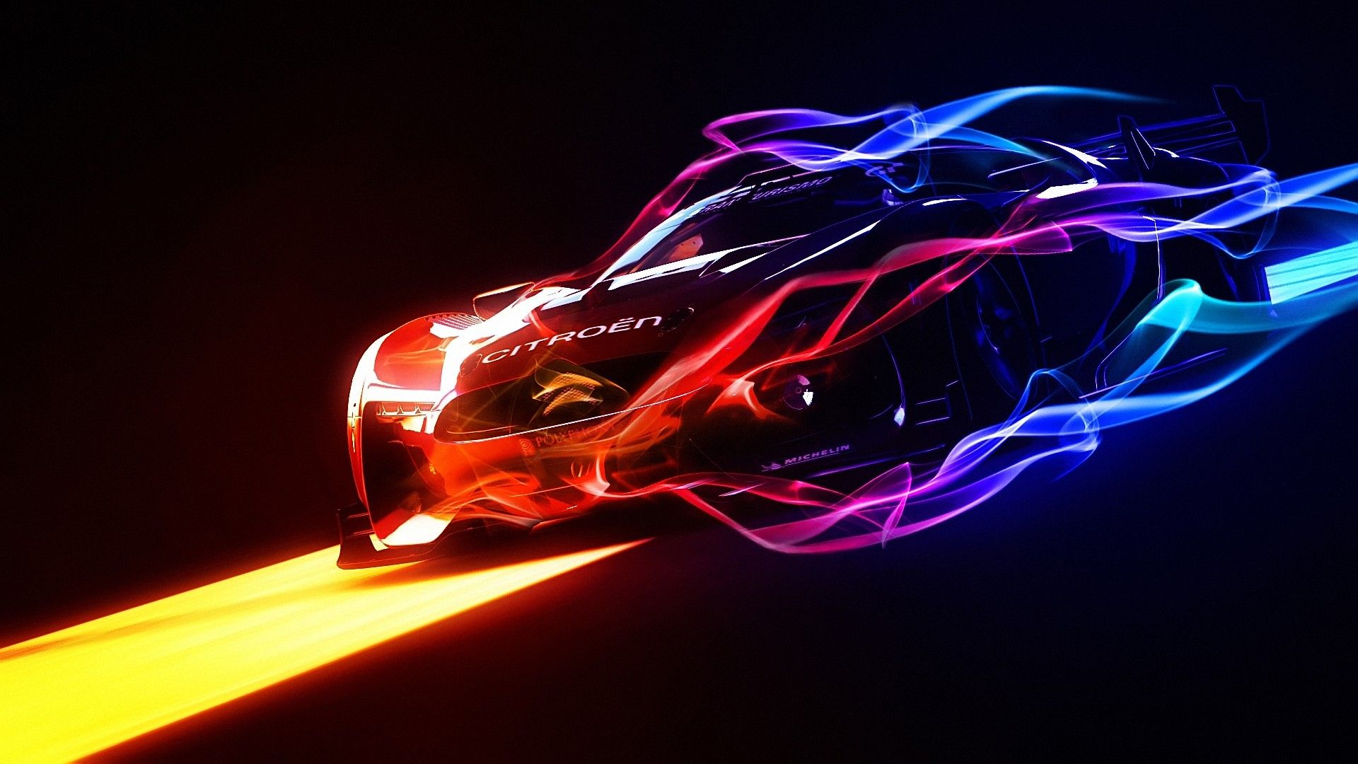 Abstract Car Wallpapers - WallpaperBoat