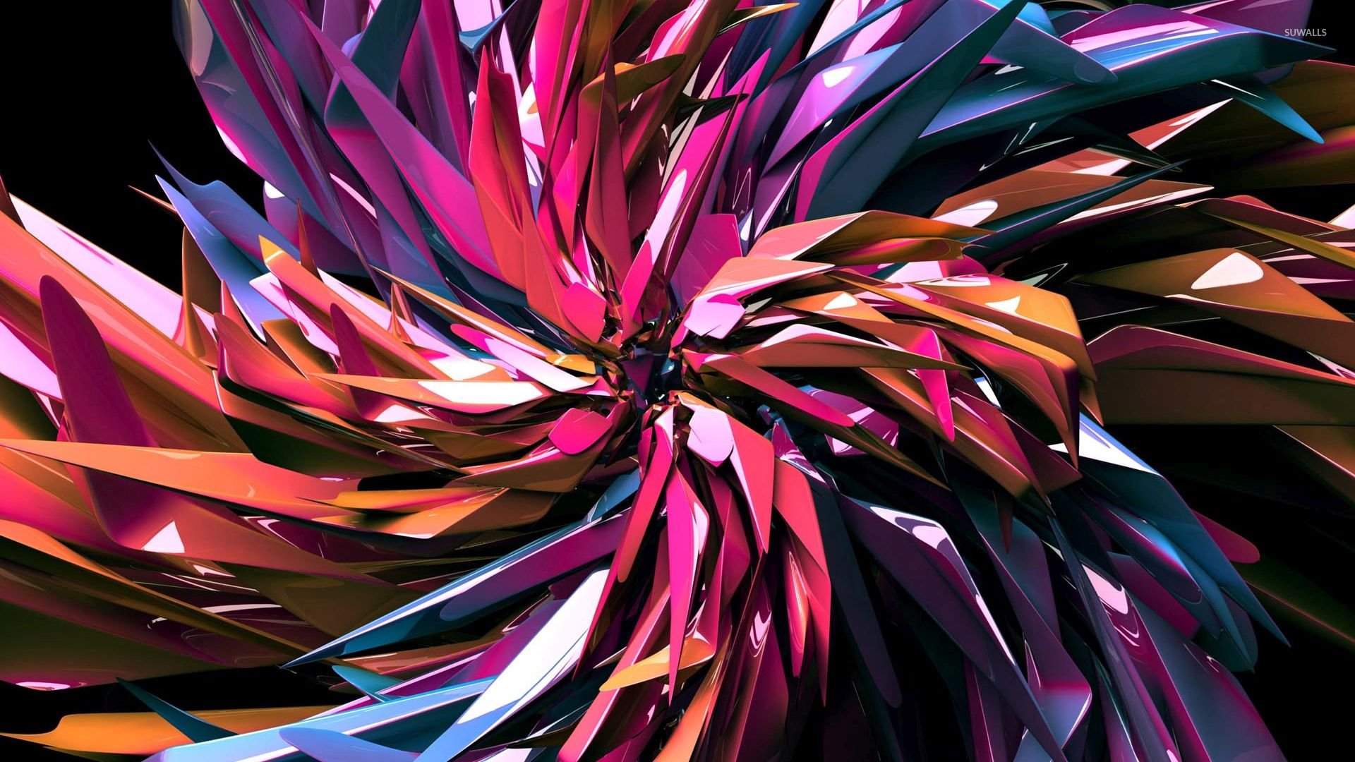 Abstraction, Wallpaper Abstract For Desktop High Quality