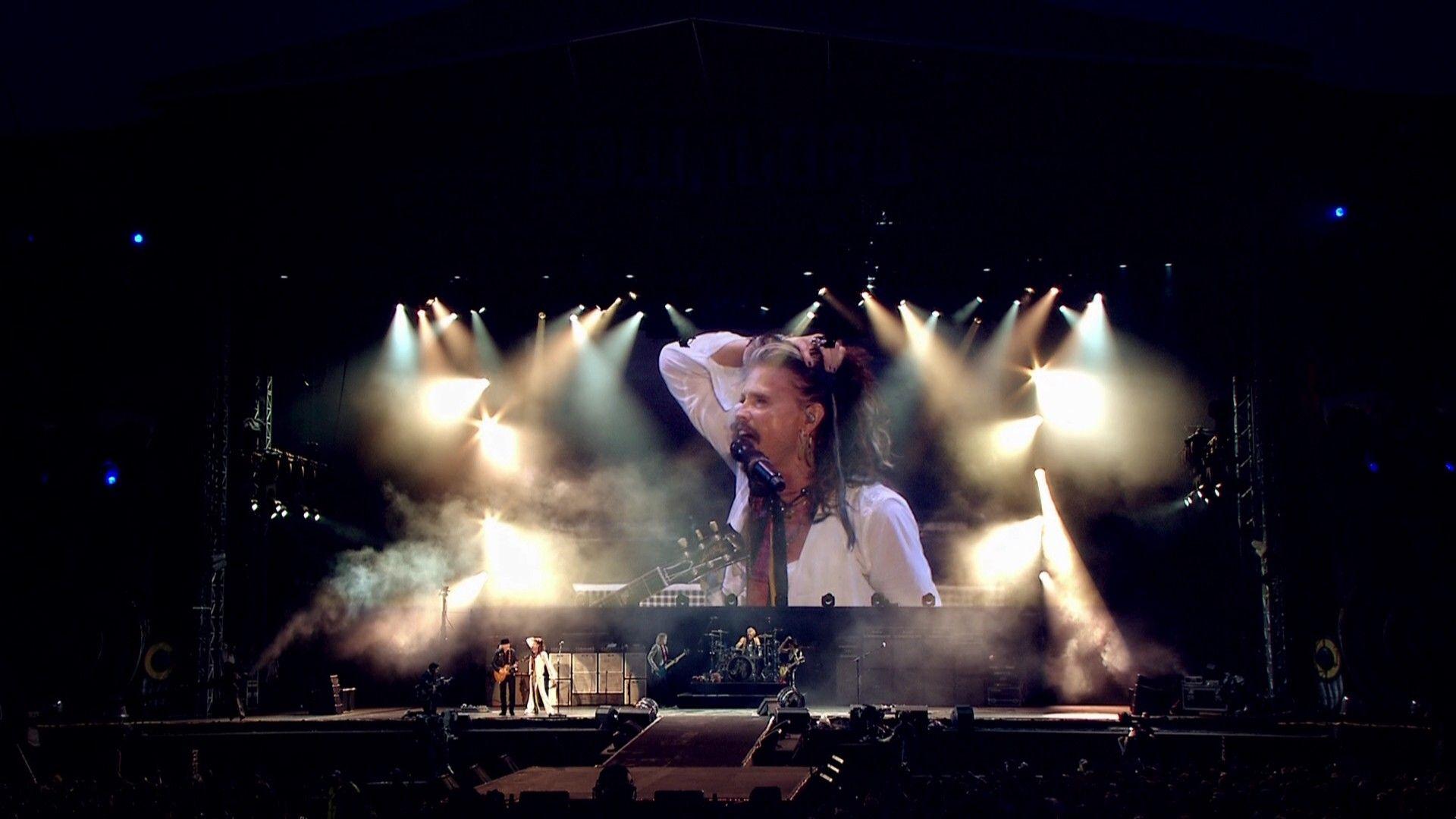 Aerosmith Rocks Donington Bluray