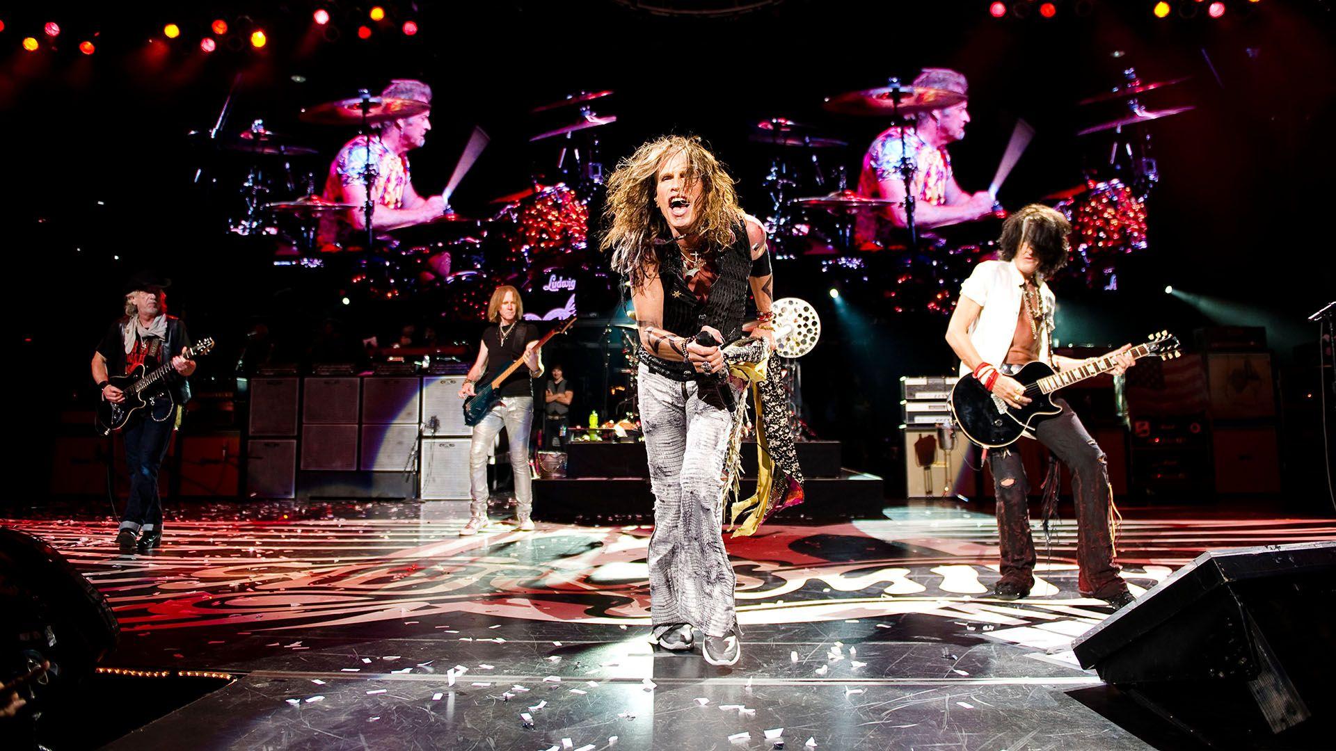 Aerosmith Wallpapers