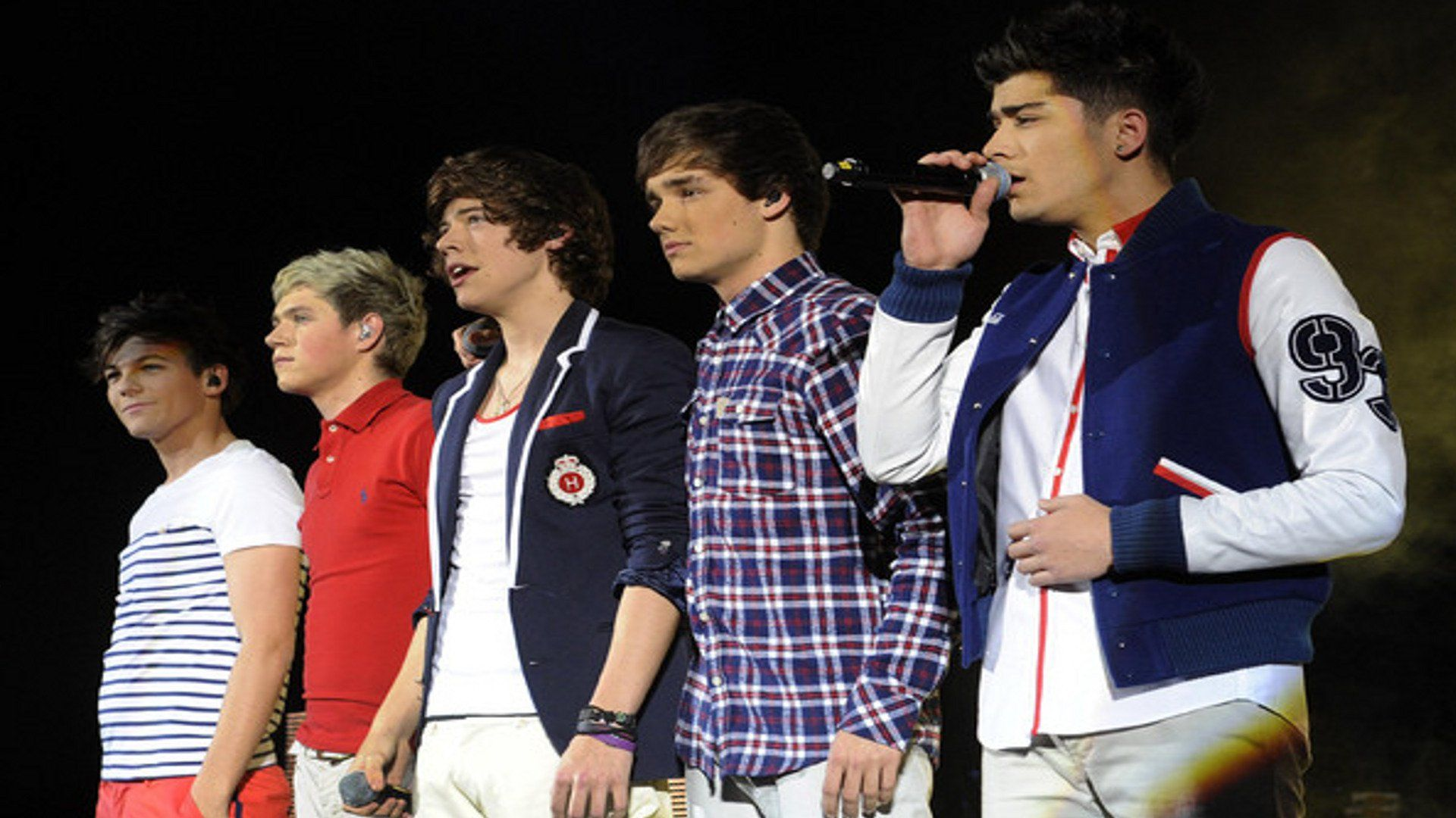 All Comments For One Direction Up All Night The Live Tour