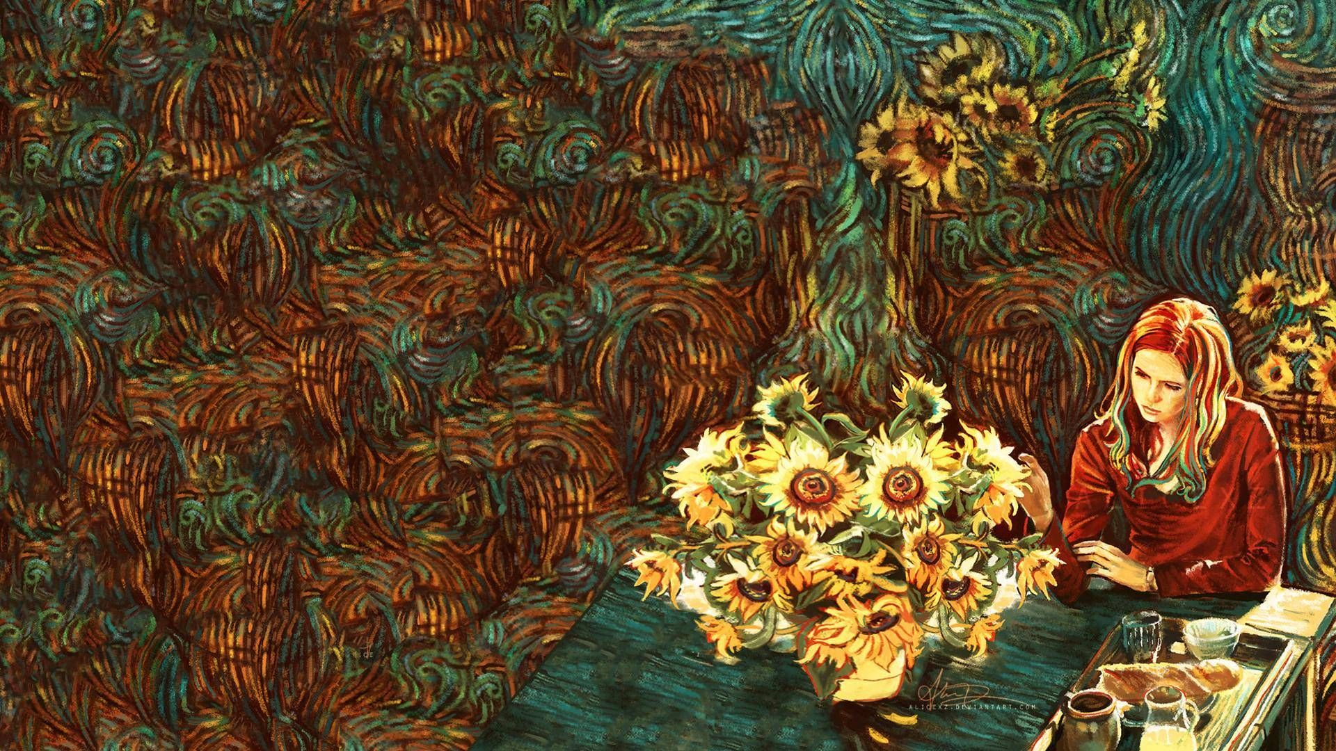 17 Van Gogh Wallpapers Wallpaperboat