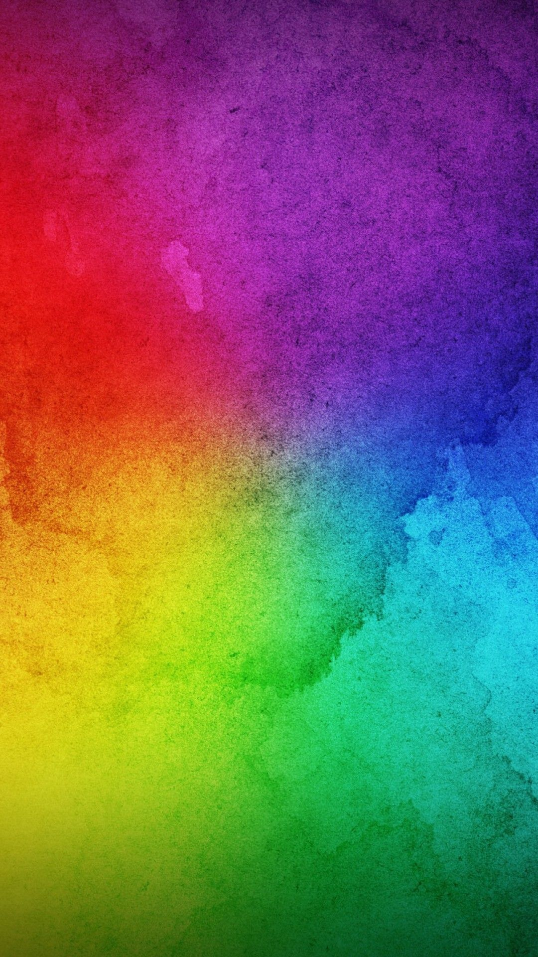 Android Wallpaper Rainbow Colors With Resolutionpixel