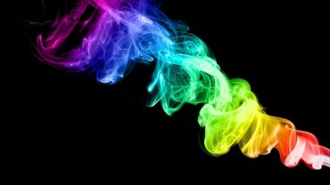 Animated Wallpaper Smoke