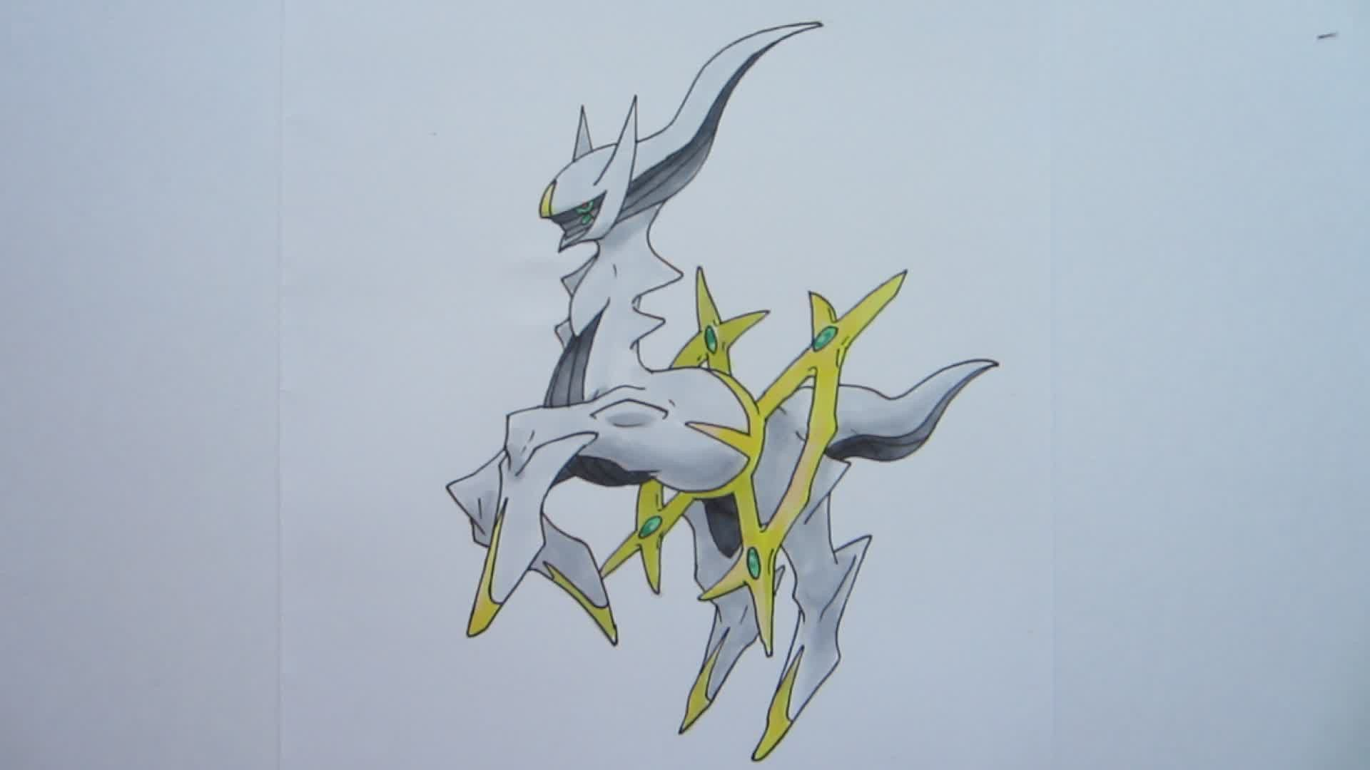Arceus Drawing At Getdrawings Com Free For Personal Use Arceus