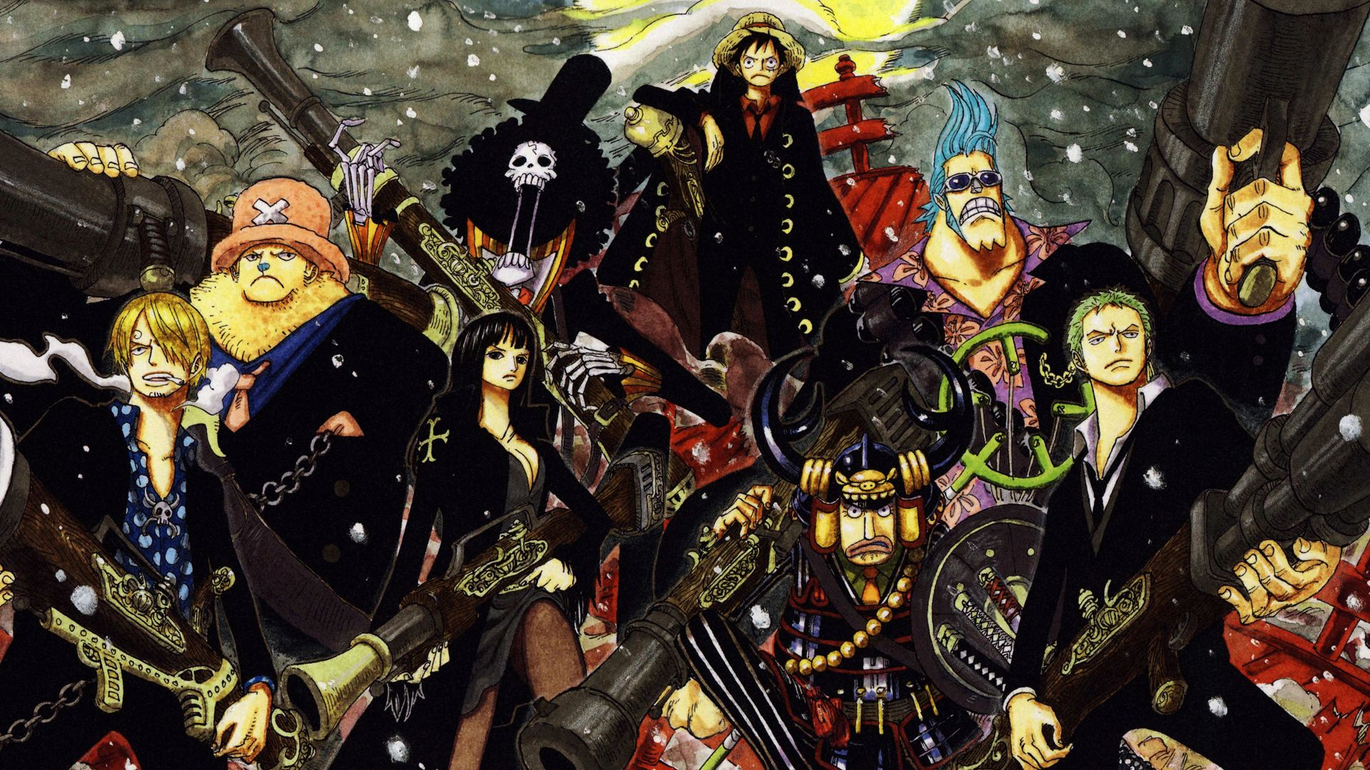 Awesome Wallpaper 2560X1440 One Piece Download