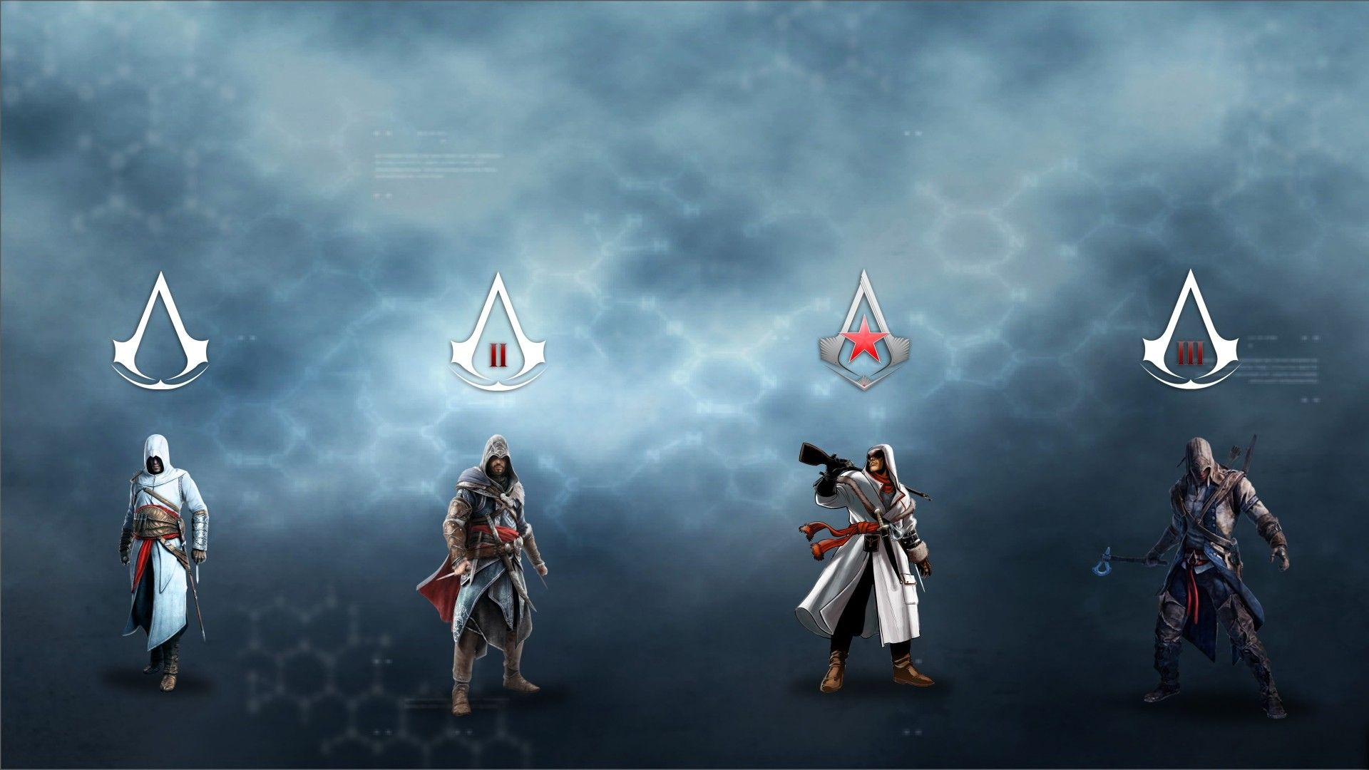 Assasinaposs Creed Generation Wallpaper Desktop