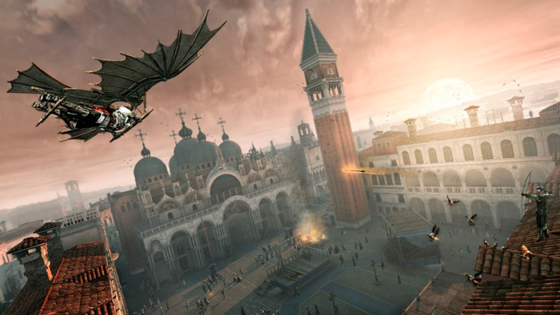 Assassin Creed 2, Assassins 2 Venice Photos