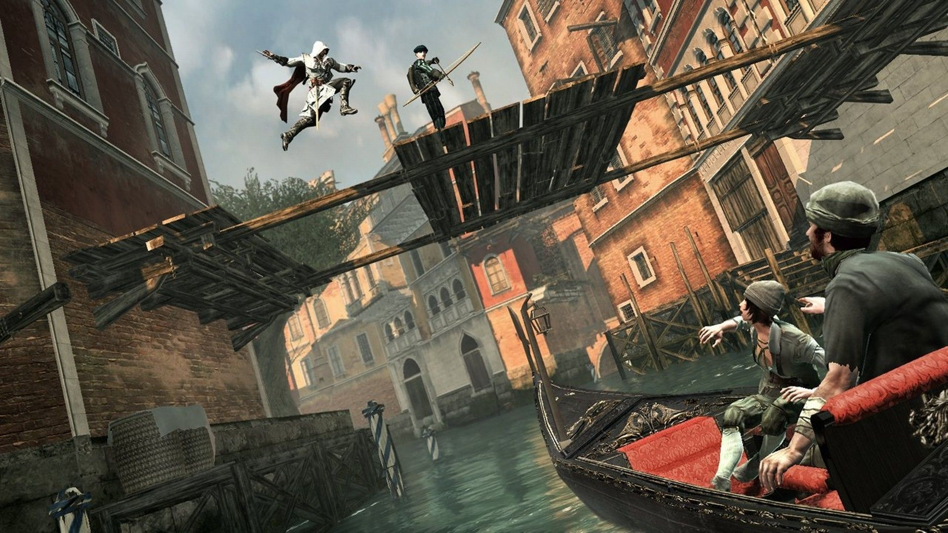Assassin Creed 2, Assassins 2