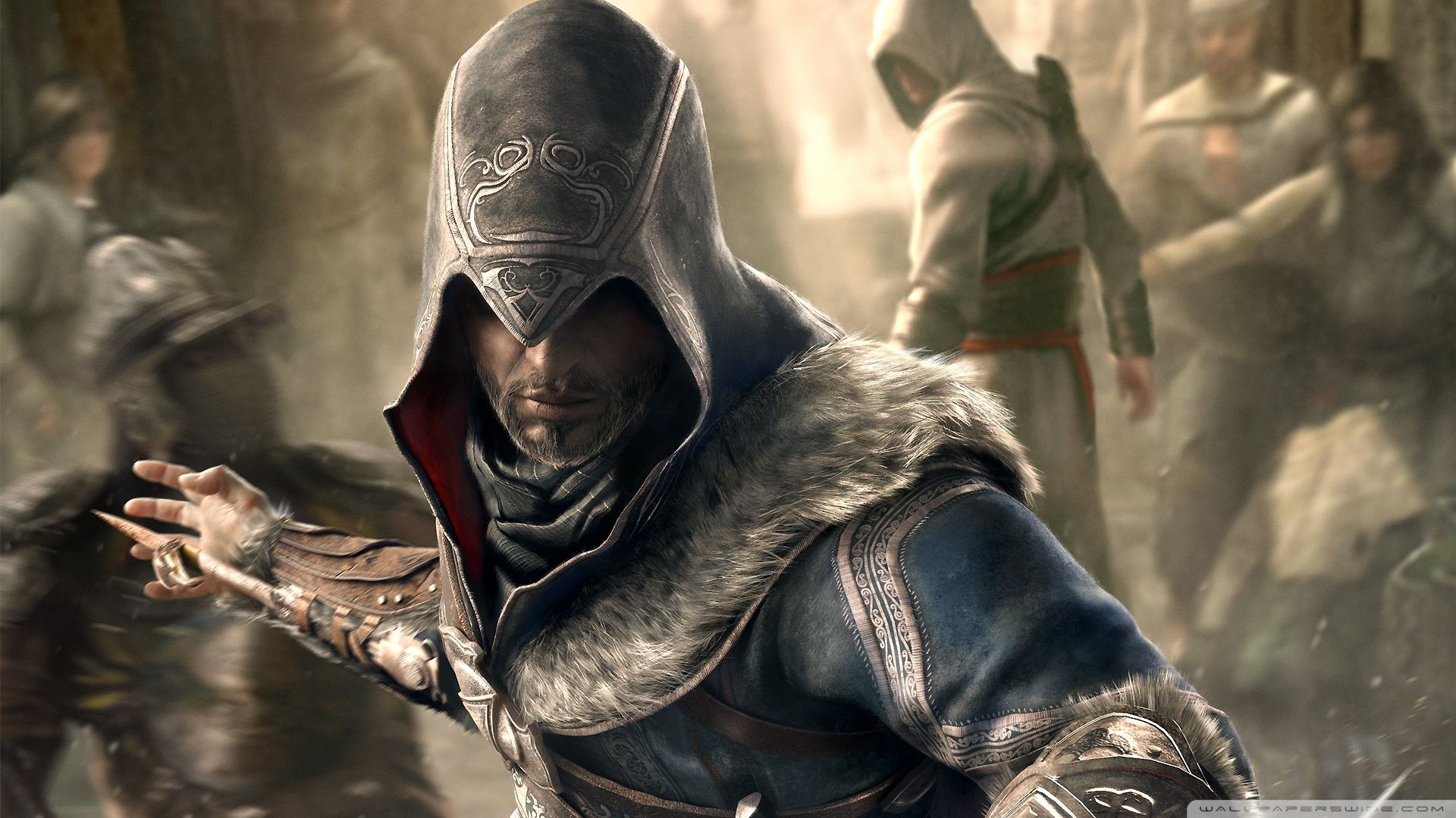 Assassin Creed Revelations Wallpapers