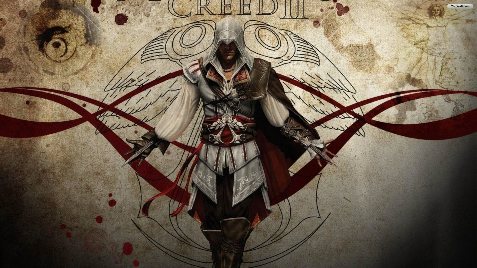 Assassin's Creed Wallpaper, Assassin 2 Wallpapers