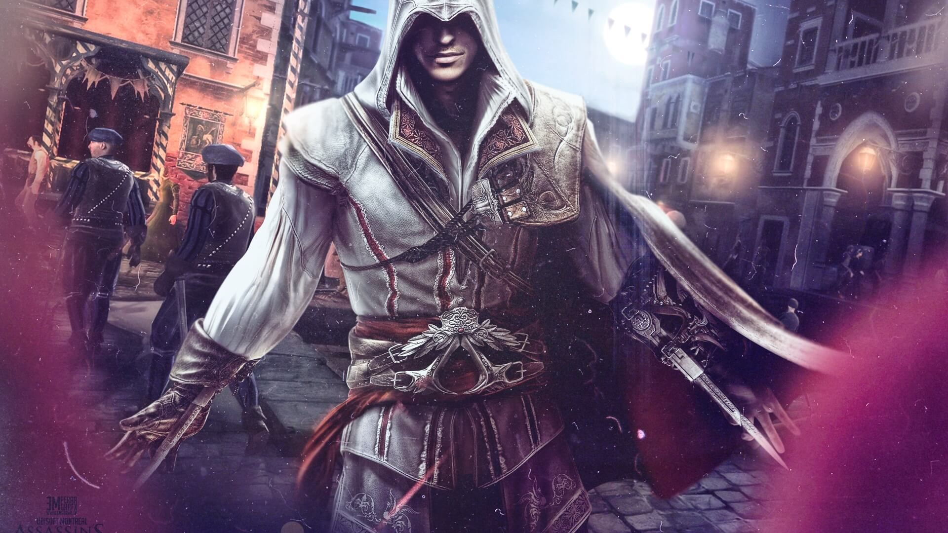 Assassins Creed 2, Wallpaper