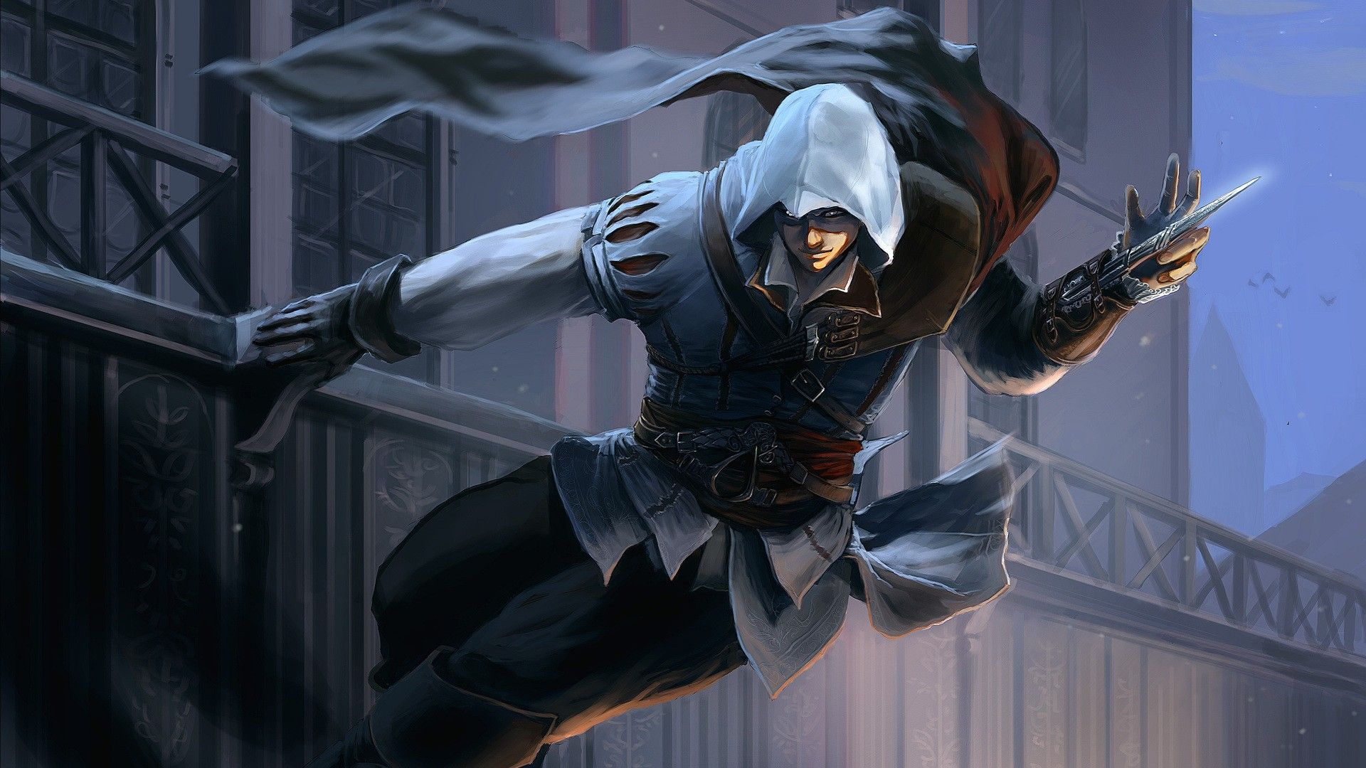 Assassins Creed Leap
