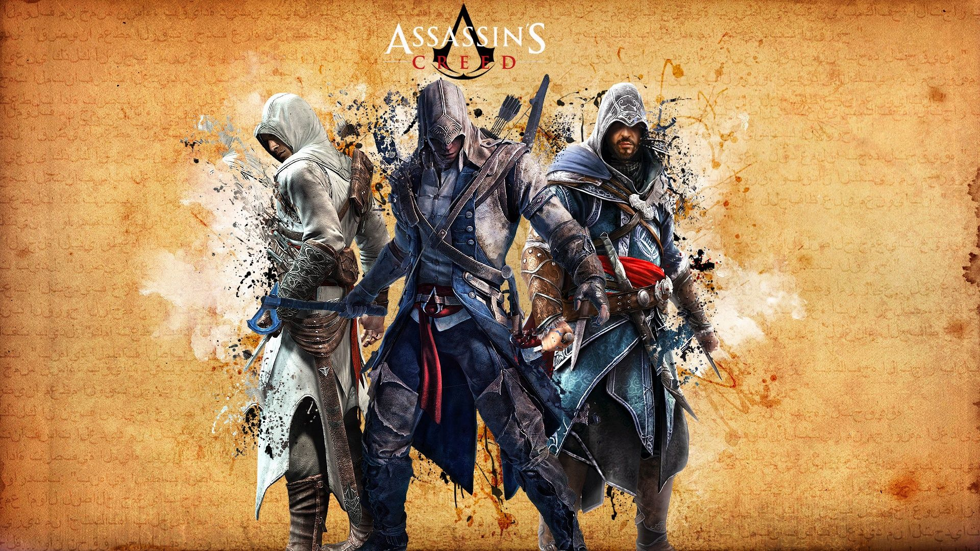 Assassins Creed Wallpaper, Assassin 3 To Your Desktop